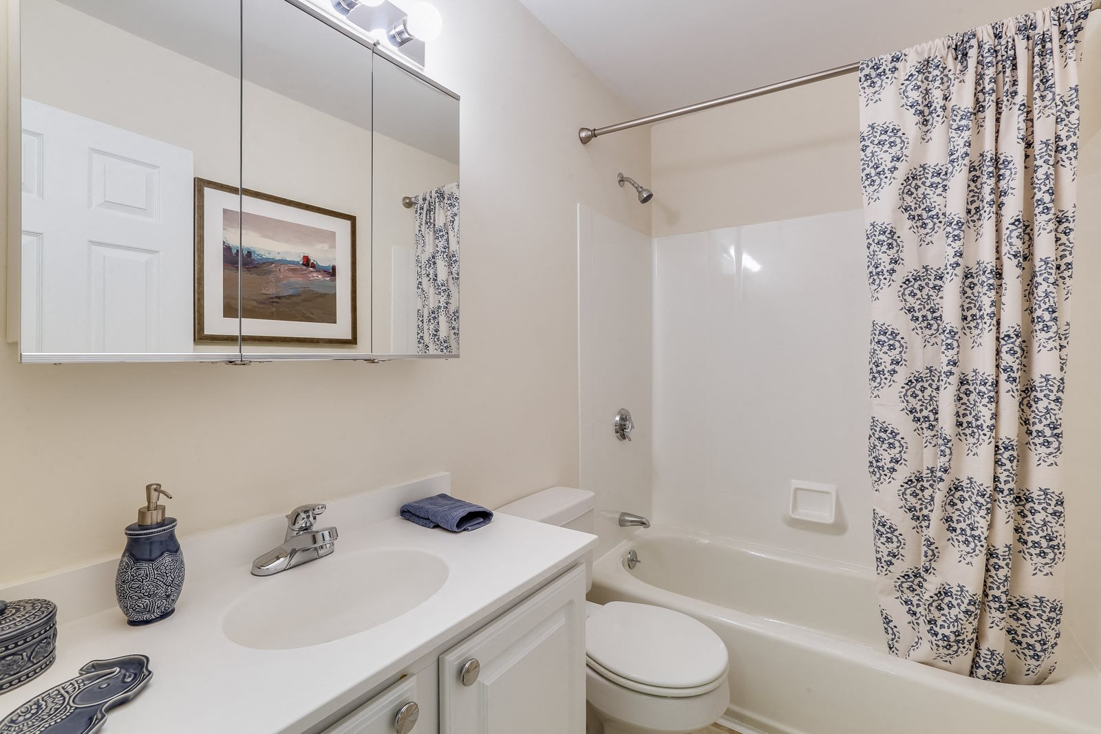 Spacious Bathrooms with Ample Storage at Windsor Ridge at Westborough, Massachusetts, 01581