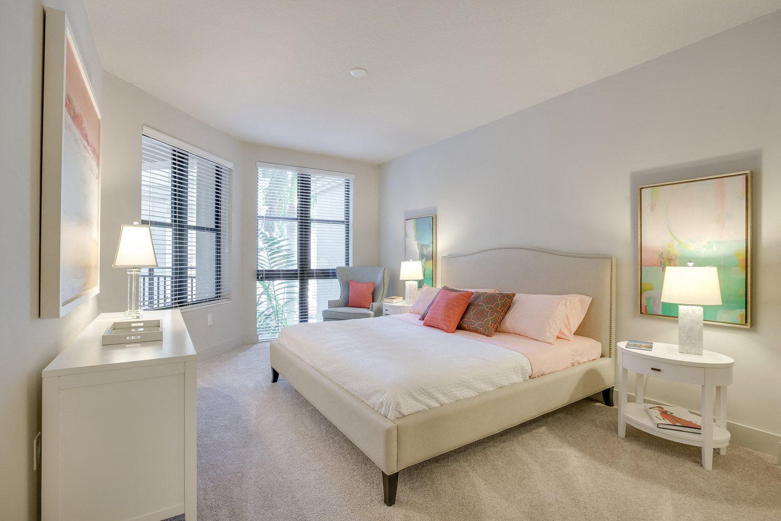 Large Master Bedrooms at Windsor at Doral, 33178, FL