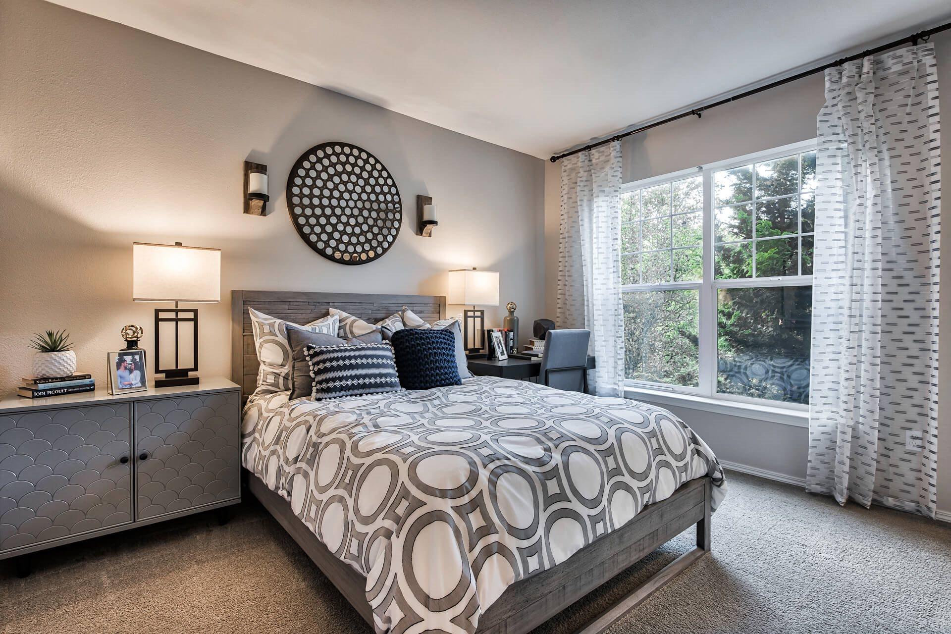Plush carpeting, at The Estates at Cougar Mountain, Washington, 98027