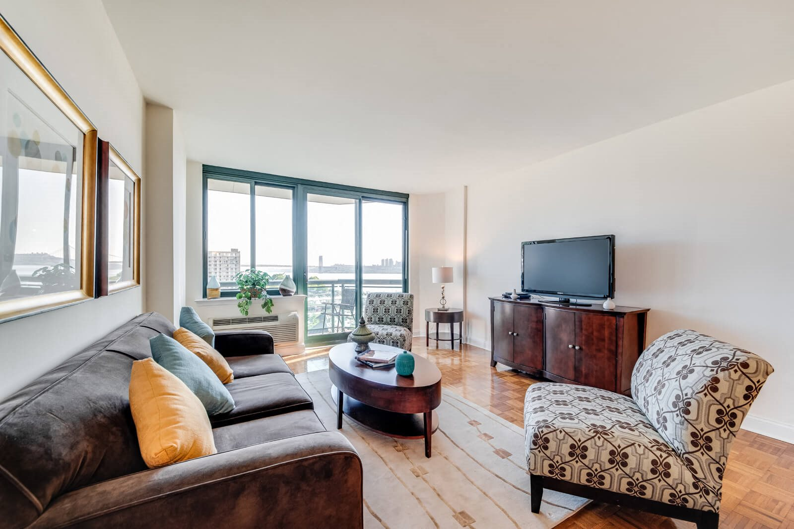 Spacious Floor Plans at Windsor at Mariners, Edgewater, 07020
