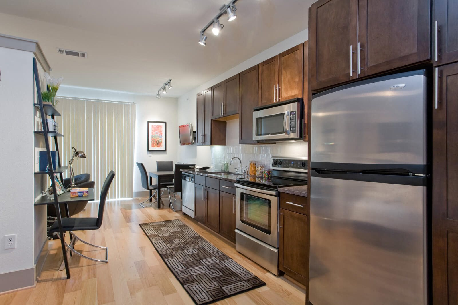 Updated Kitchen Fixtures at The Monterey by Windsor, Dallas, Texas