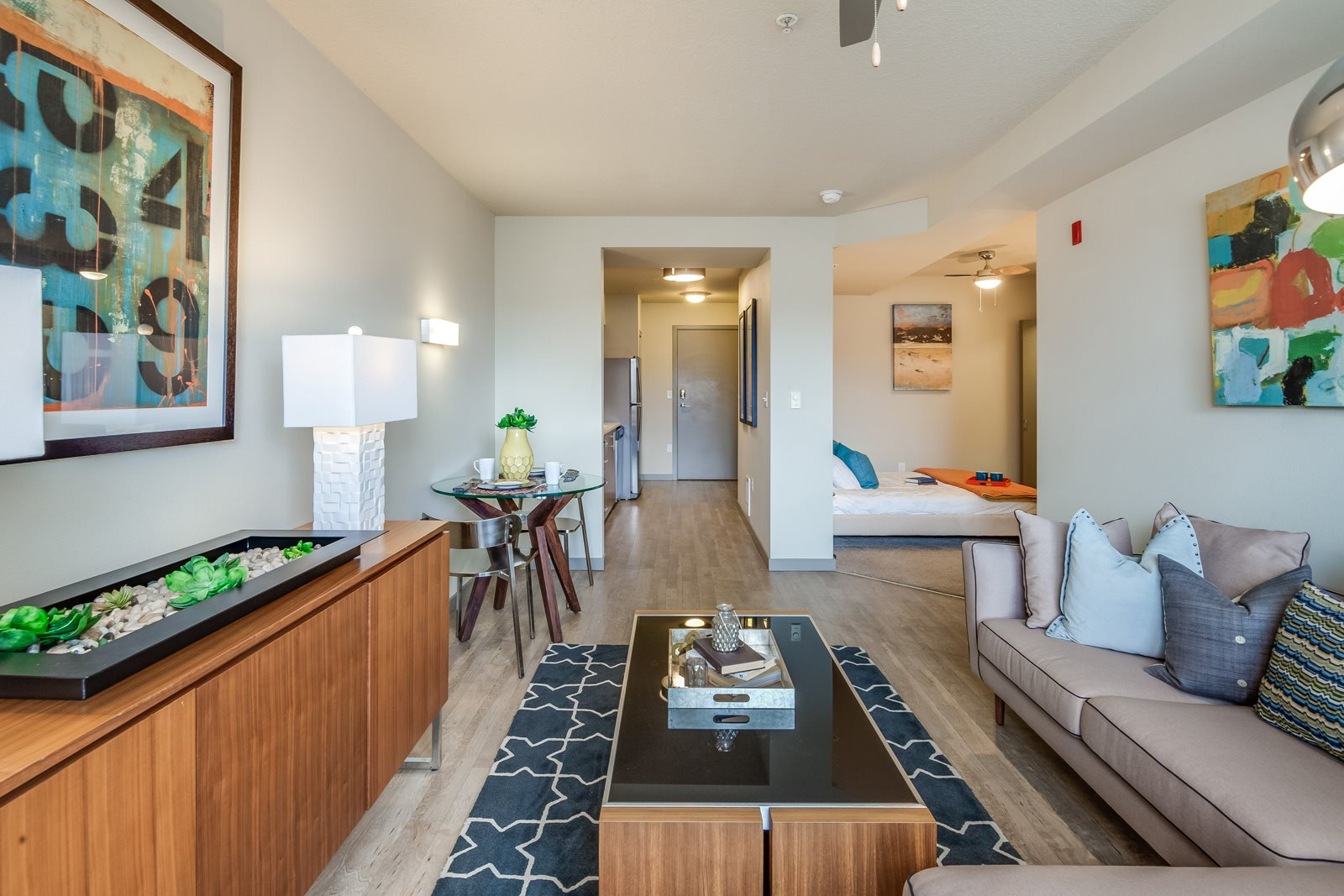 Wide Range of Luxury Apartments at Platform 14, Hillsboro, Oregon