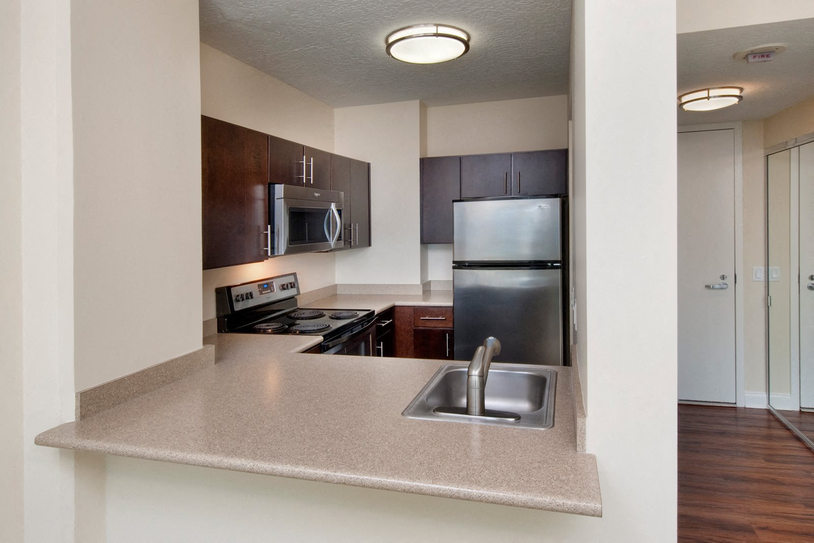 Open Kitchens at Renaissance Tower, 501 W. Olympic Boulevard, CA