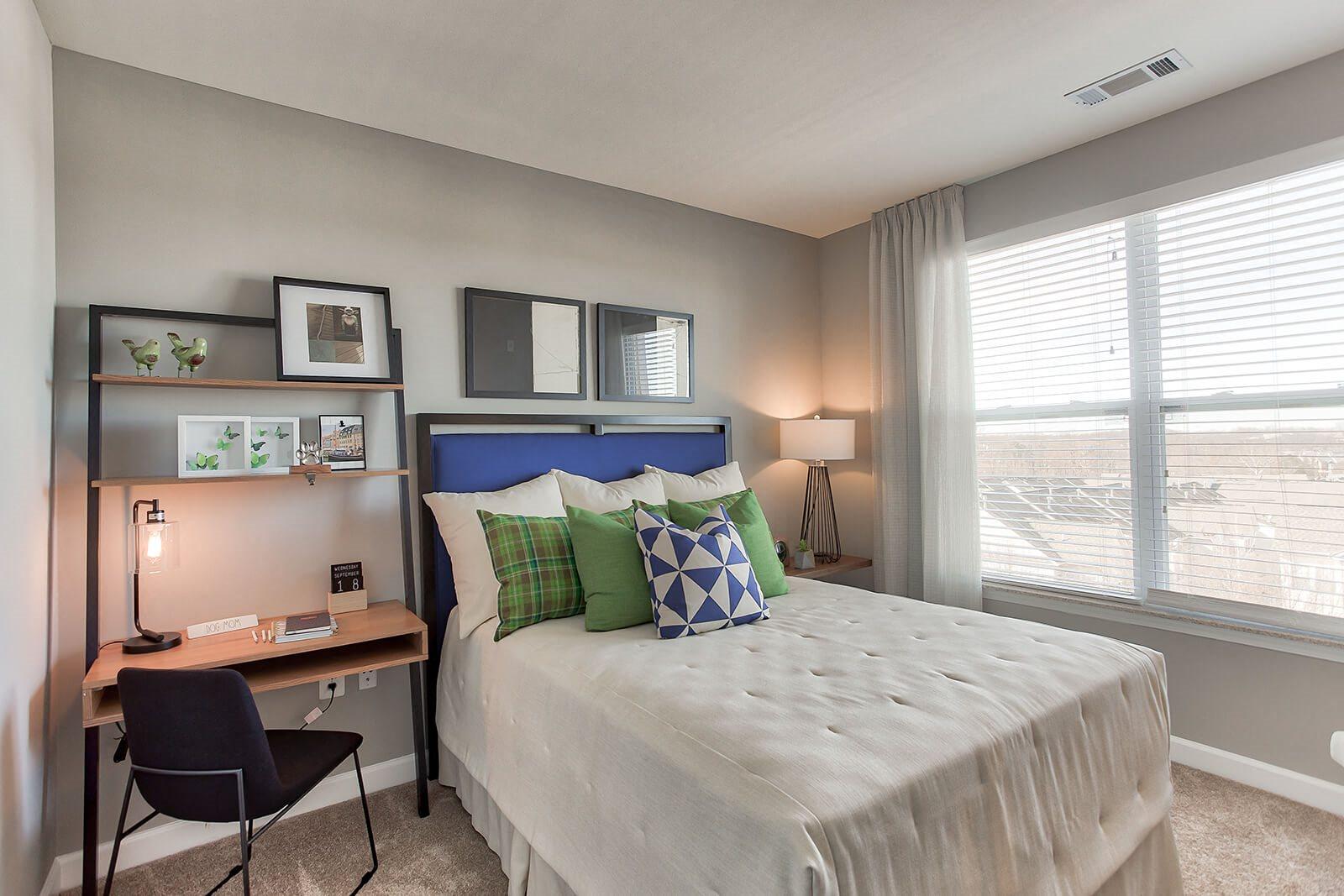 Spacious Bedrooms at The Ridgewood by Windsor, 4211 Ridge Top Road, VA