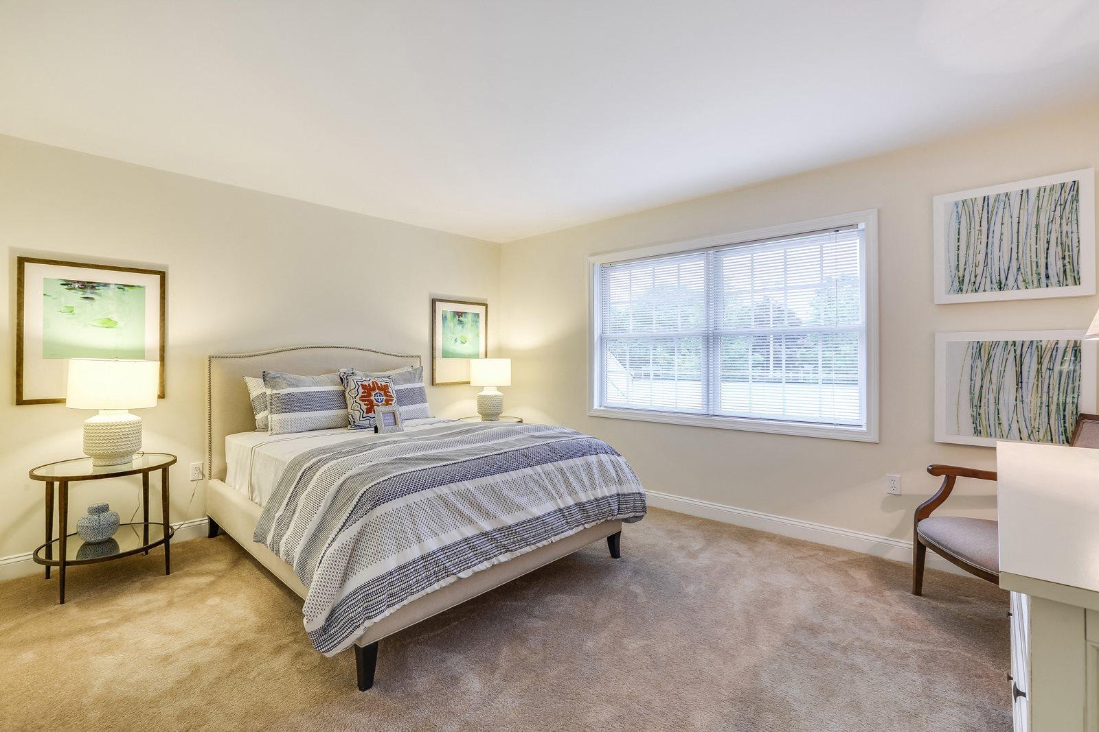 Spacious Master Bedrooms at Windsor Ridge at Westborough, 01581, MA