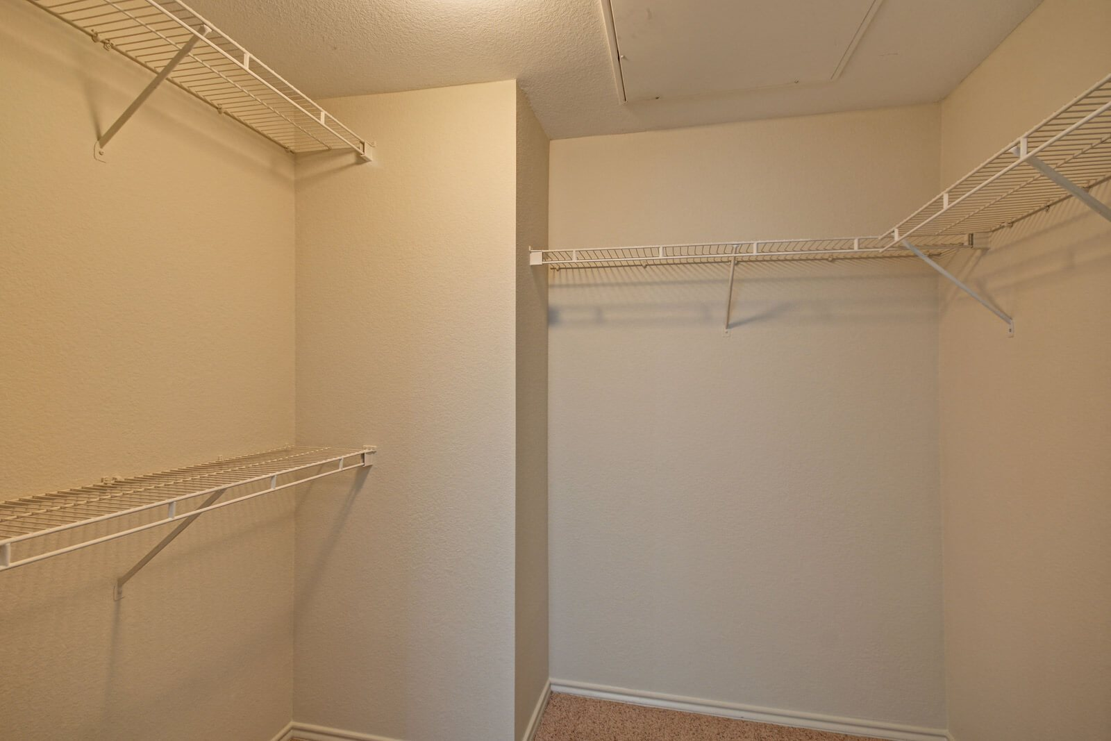 Large Walk-In Closets at Windsor at Main Place, 1235 West Town and Country Road, Orange