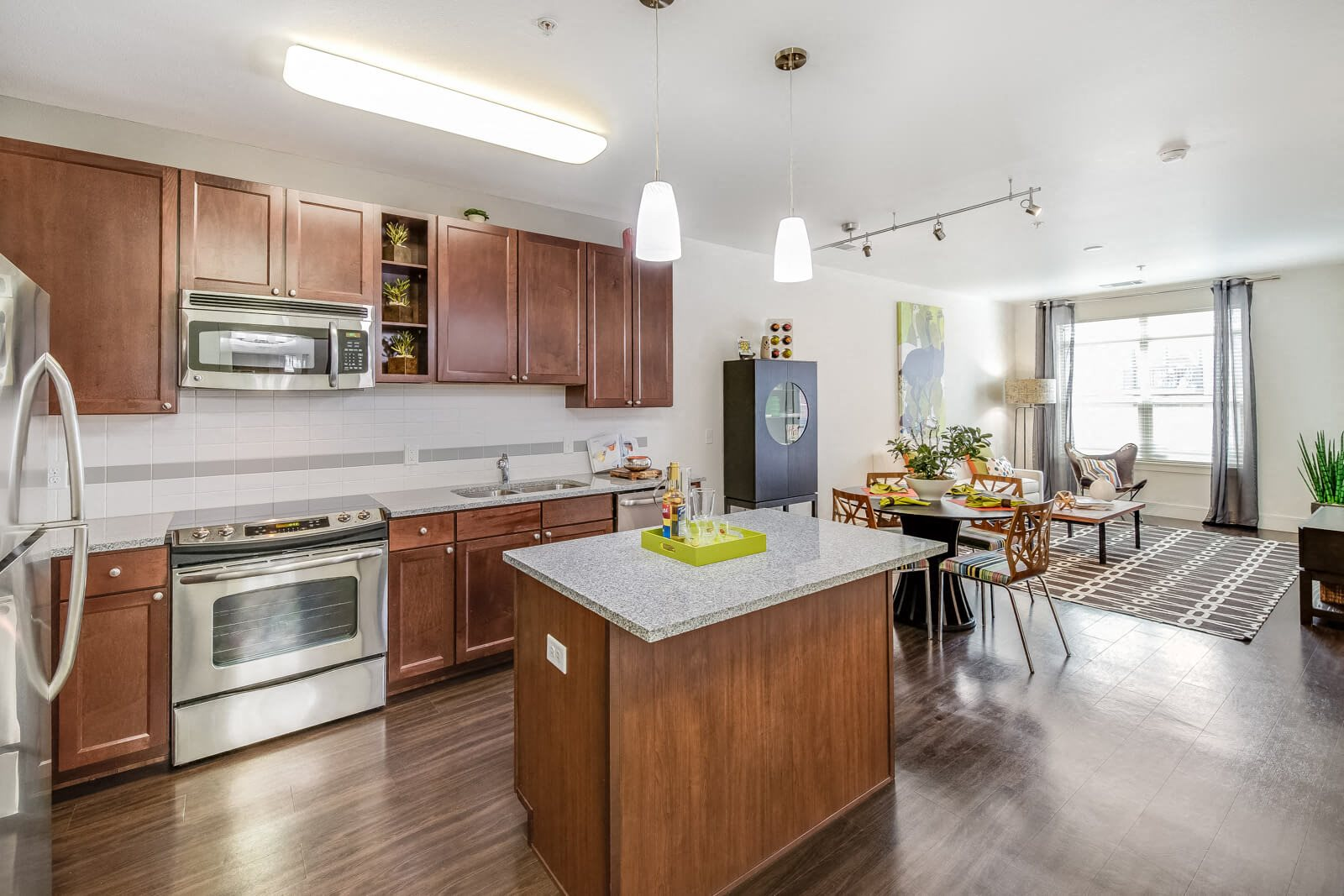 Newly Renovated Apartment Homes Available at The Manhattan Tower and Lofts, Denver, CO