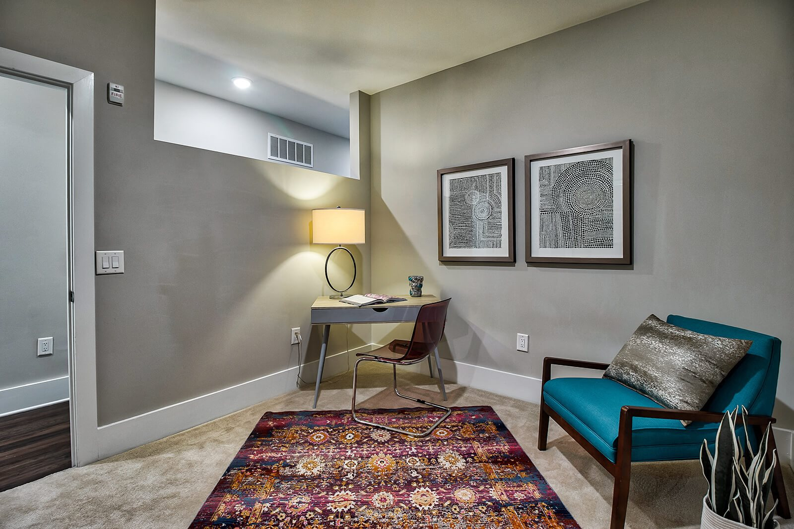 Private Offices in Select Homes at Morningside Atlanta by Windsor, 1845 Piedmont Ave NE, Atlanta