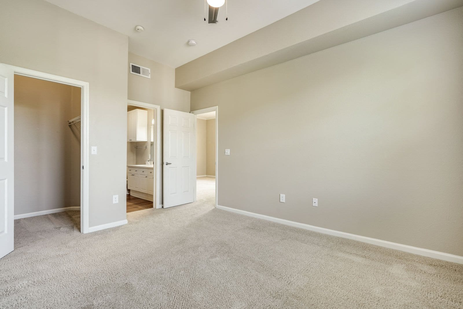 Ample Closets & Storage Space at The Estates at Park Place, Fremont, CA