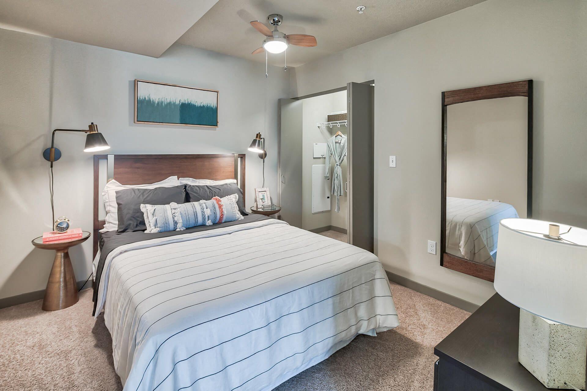 Spacious Master Bedroom at Platform 14, Oregon, 97124