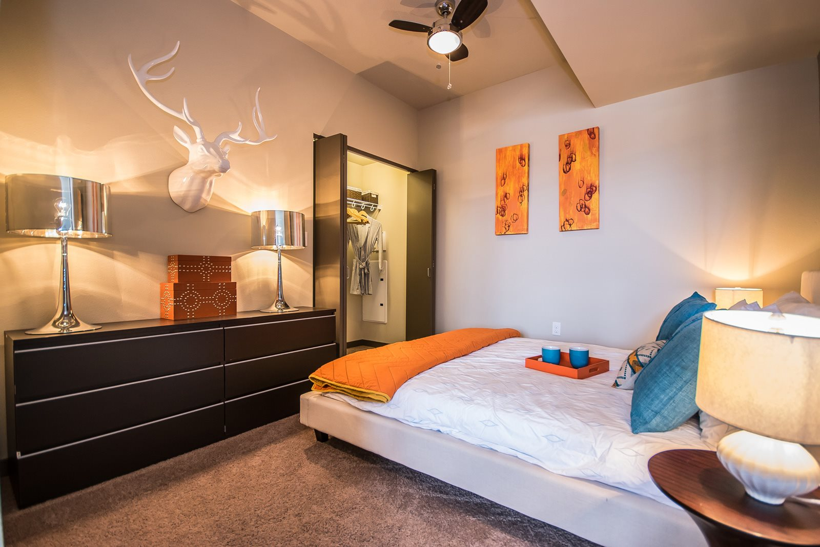 Spacious Bedrooms at Platform 14, Hillsboro, 97124