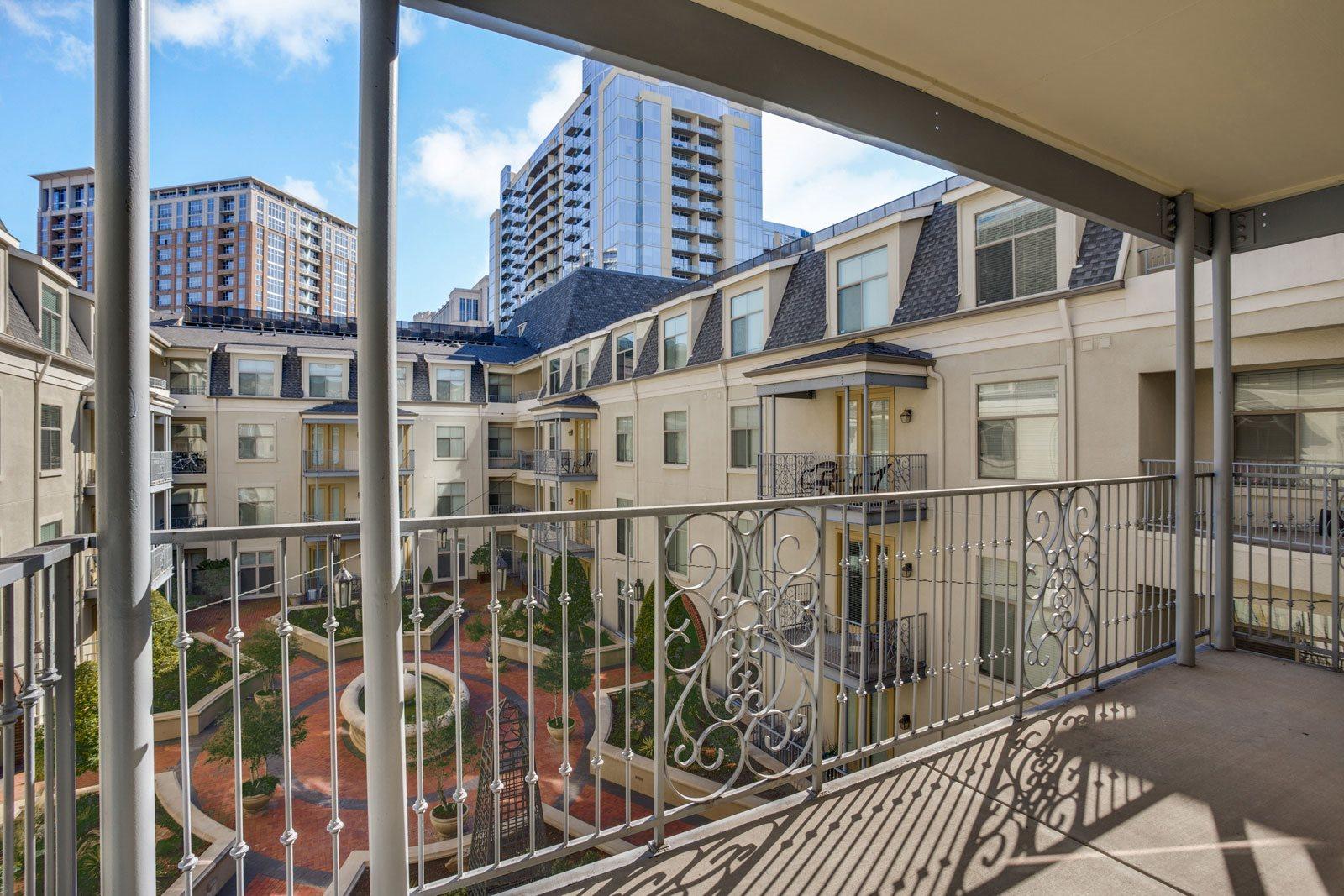 Balcony at Trianon by Windsor, Texas, 75201
