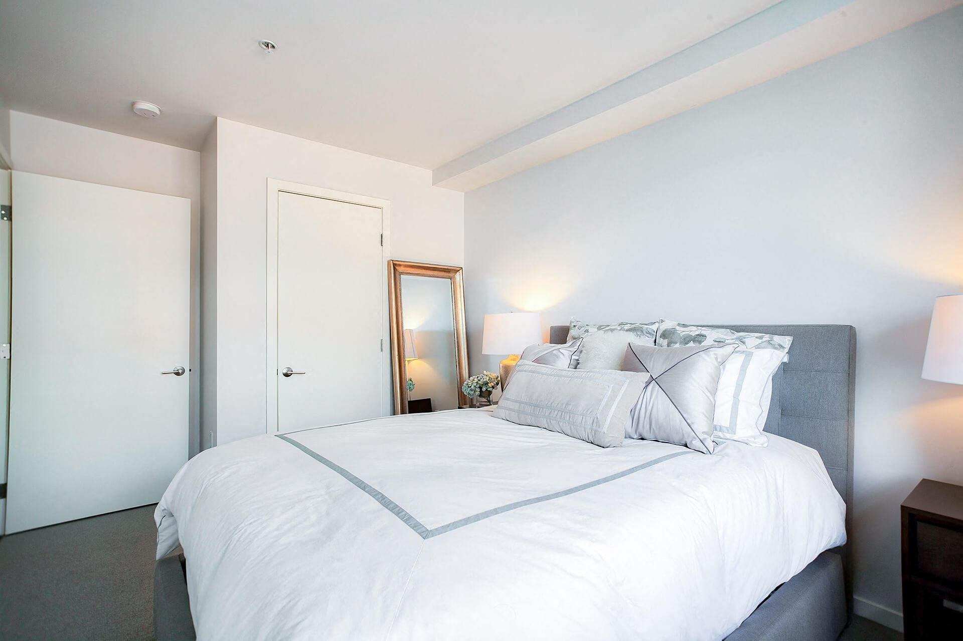 Condo finishes at Waterside Place by Windsor, Boston, Massachusetts