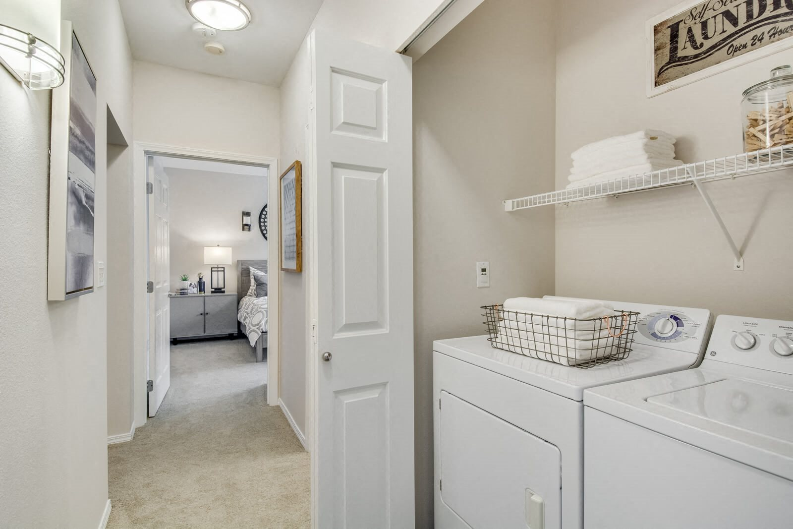 In-Home Washer/Dryer at The Estates at Cougar Mountain, 2128 Shy Bear Way NW, WA