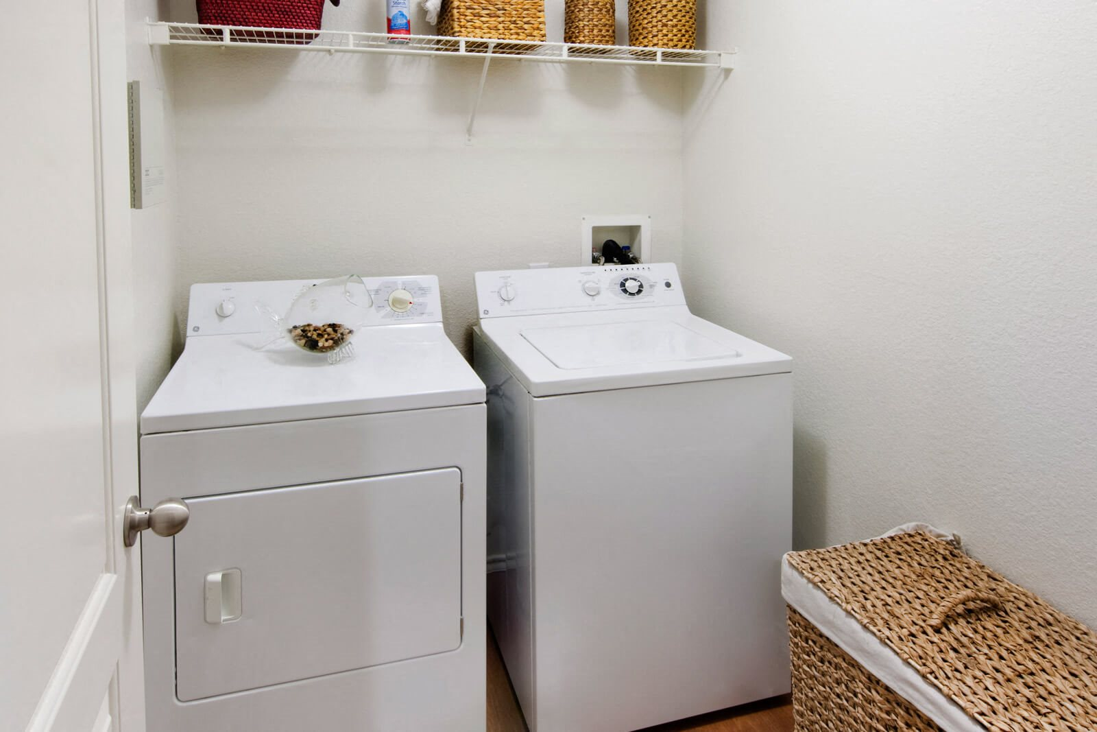 Full-Size Washers and Dryers at Windsor at Main Place, Orange, CA
