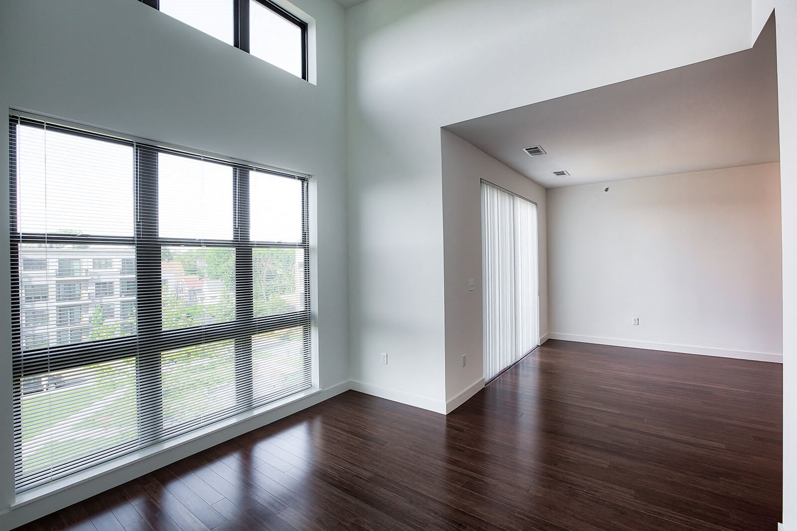 Floor-To-Ceiling Windows at Windsor at Maxwells Green, Somerville, MA