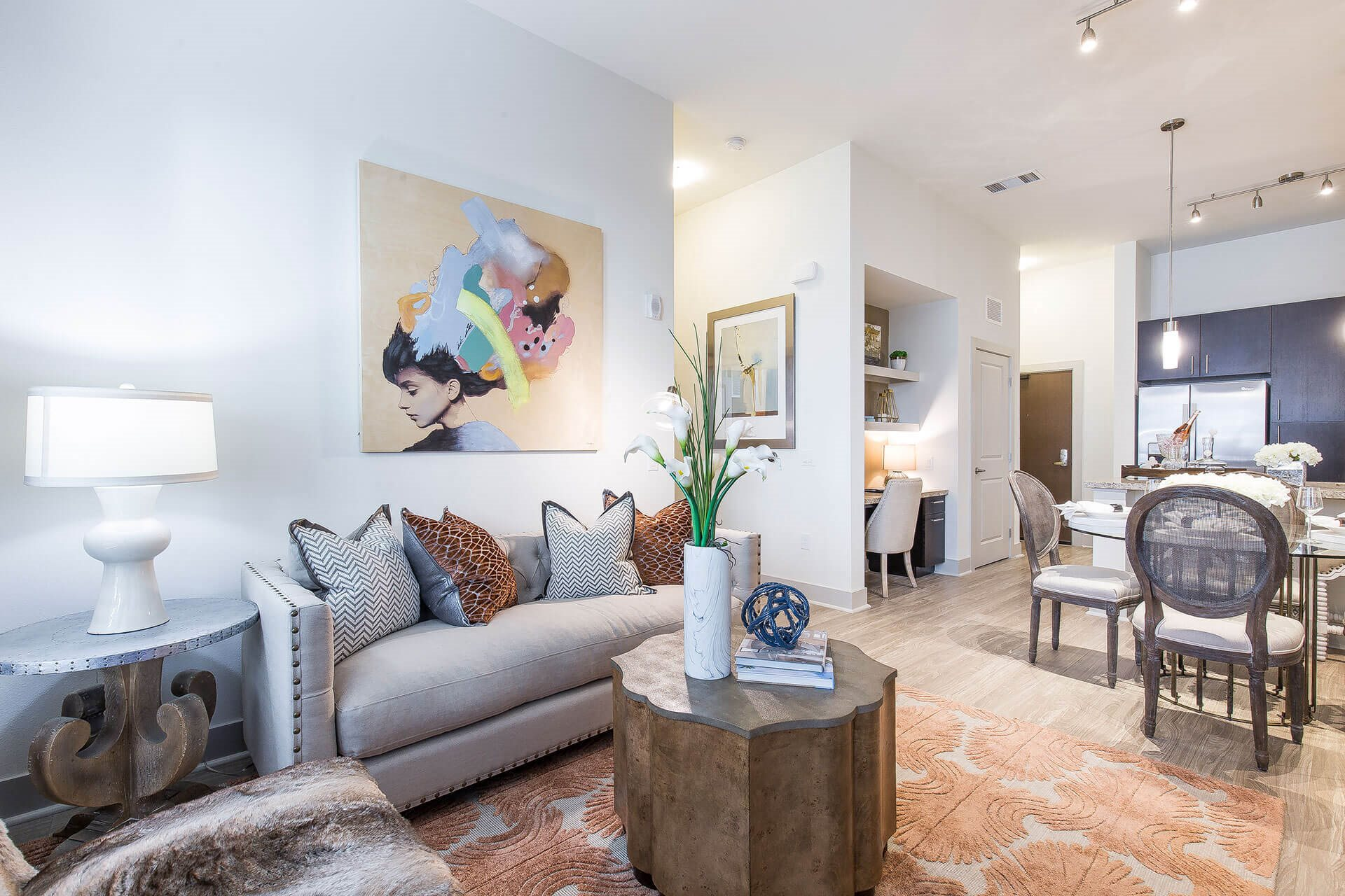 We offer studio, 1 and 2 bedroom floor plans, at Cannery Park by Windsor, 415 E Taylor St, San Jose
