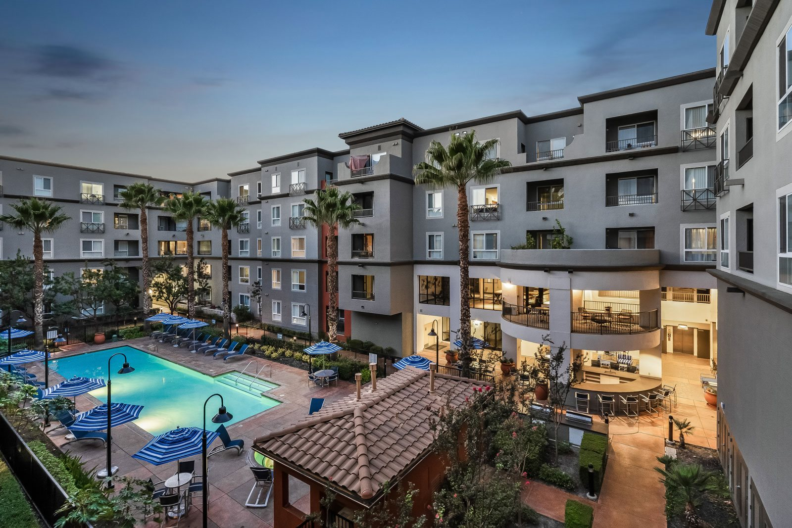 Expansive Indoor and Outdoor Amenity Spaces at Dublin Station by Windsor, 5300 Iron Horse Pkwy, Dublin