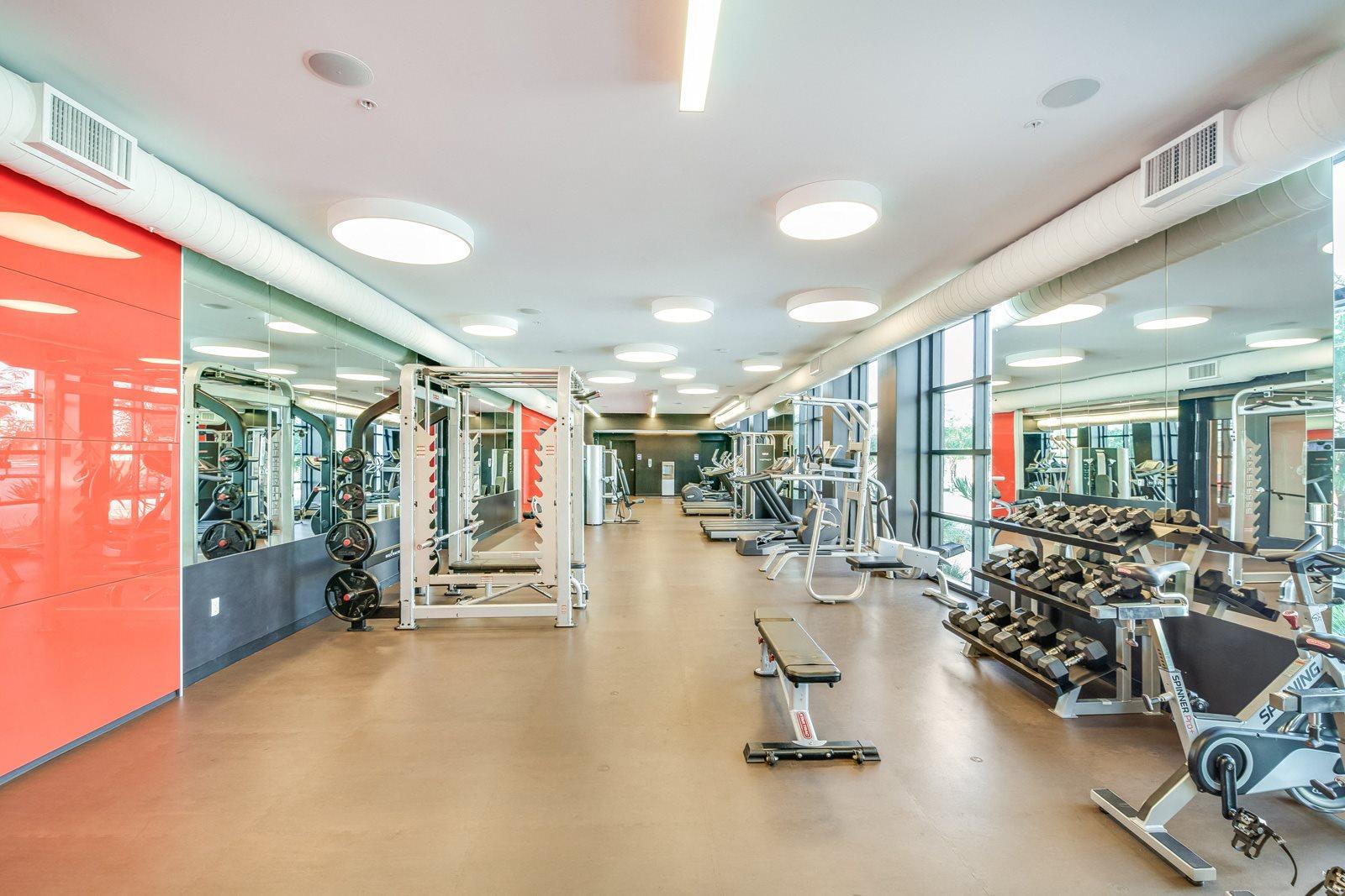 24-Hour Fitness Center at Malden Station by Windsor, Fullerton, CA