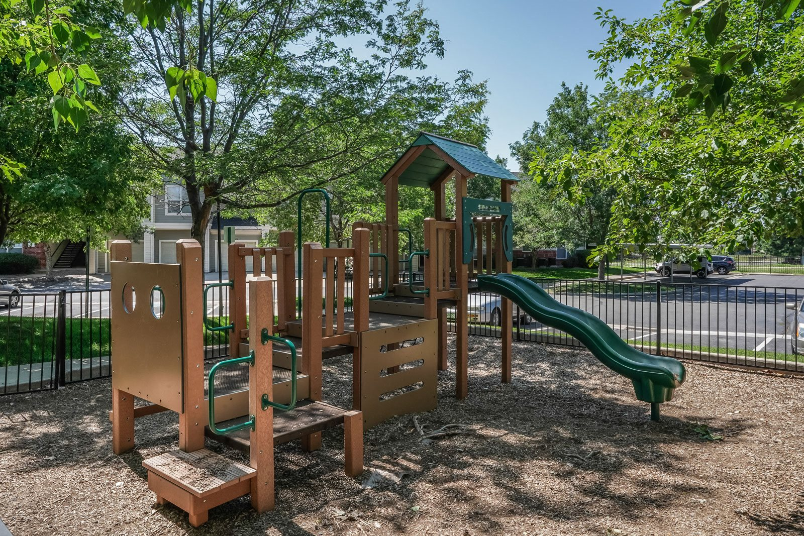 On-Site Playground/Tot Lot at Windsor at Meadow Hills, 4260 South Cimarron Way, CO