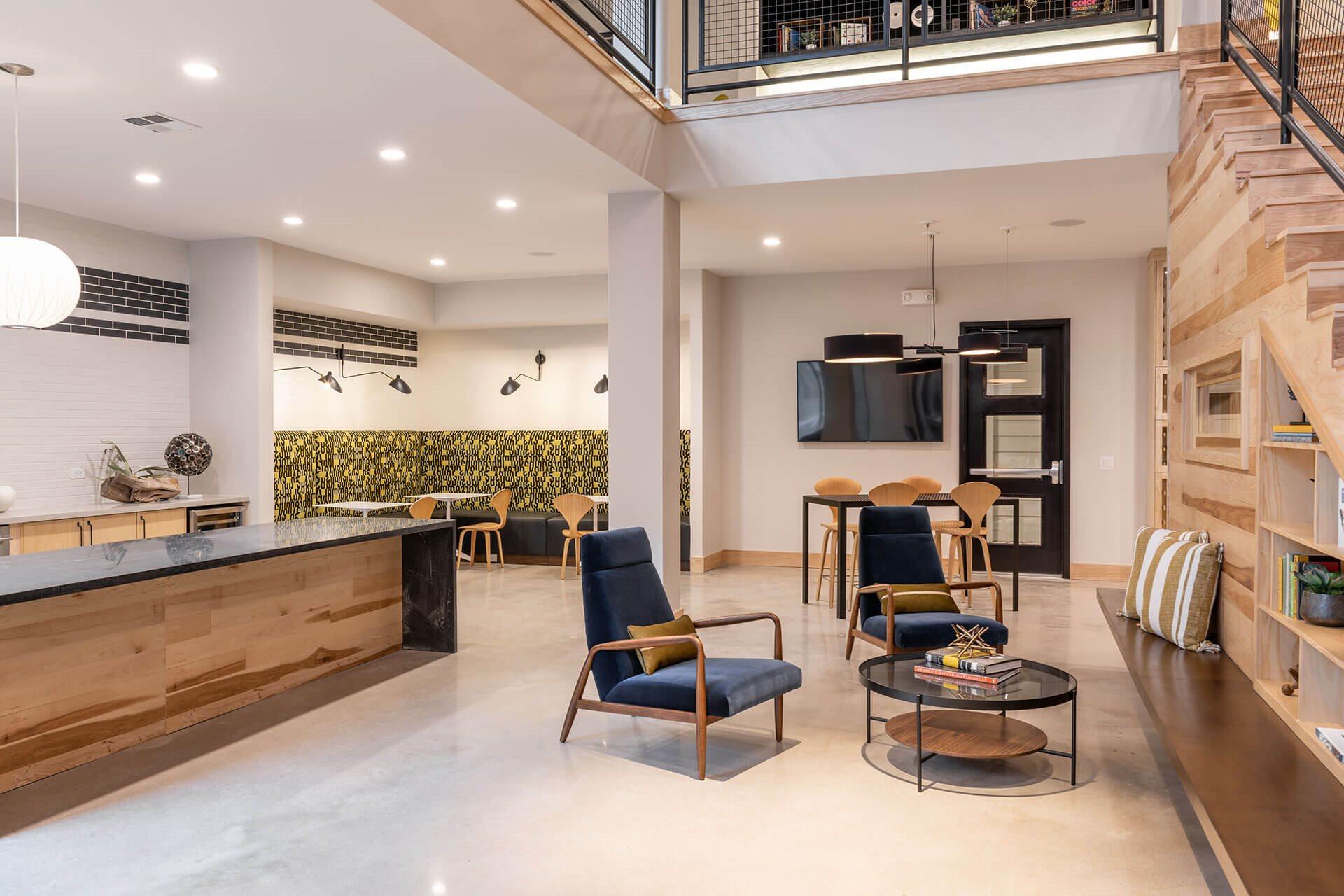 Executive Business Lounge at Windsor Burnet, Texas, 78758