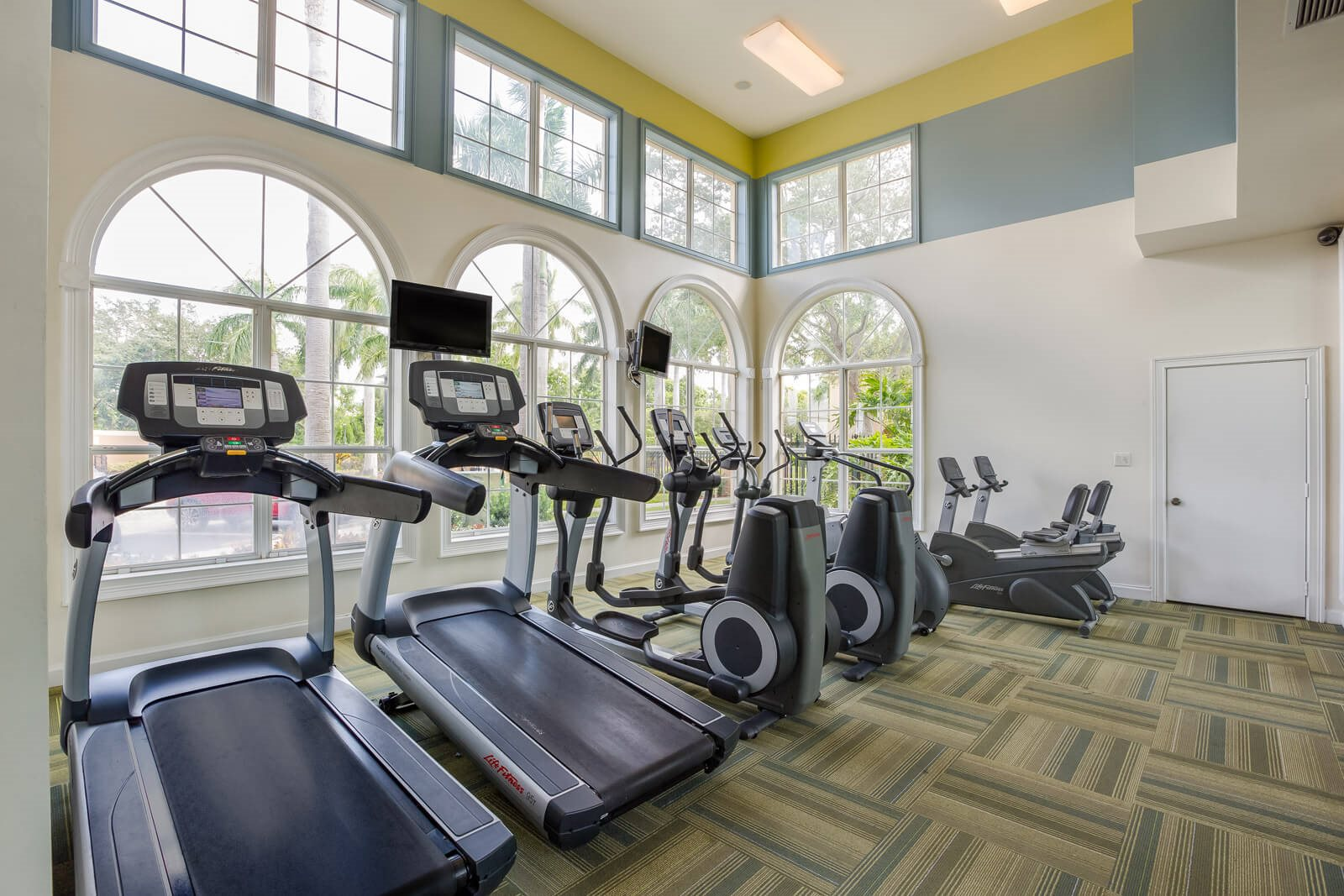 State-of-the-Art Fitness Center at Windsor at Miramar, 33027, FL