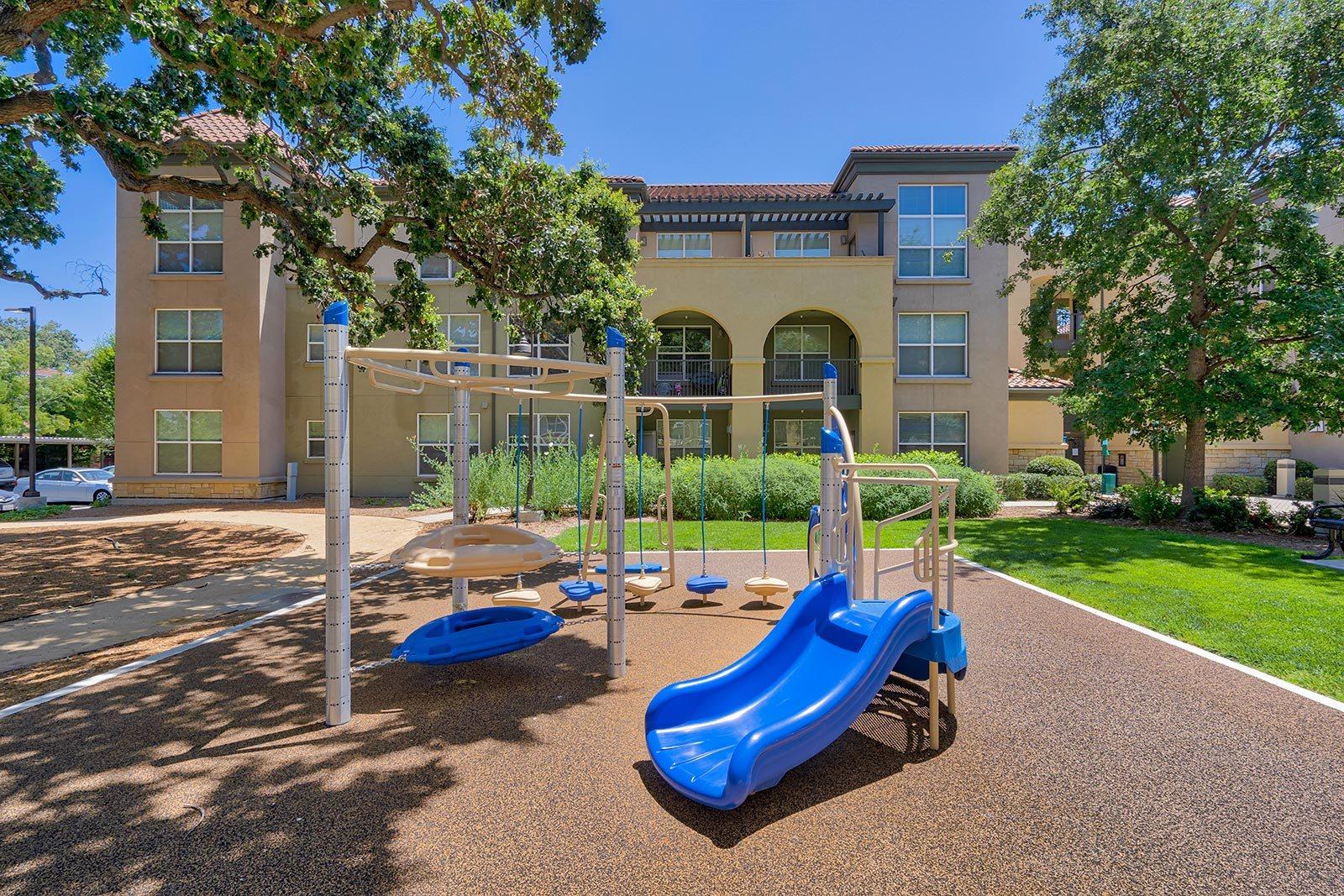 Children's Playground Villa Montanaro, CA 94523