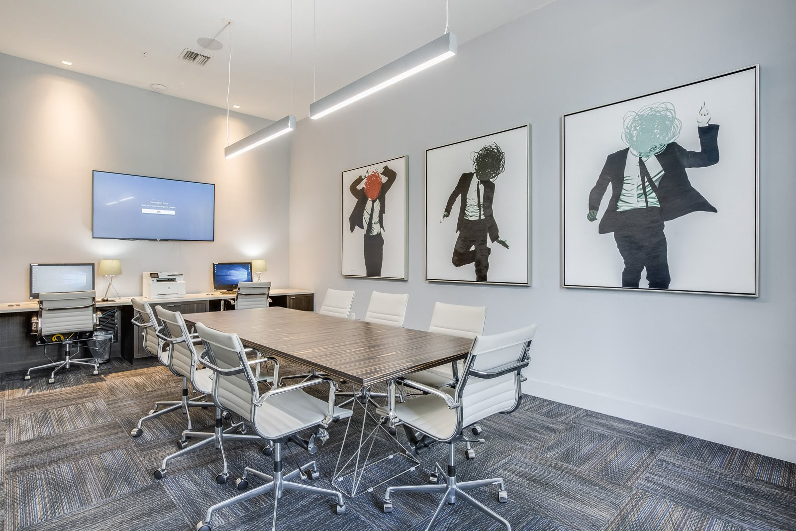Business center at Allure by Windsor, 33487, FL