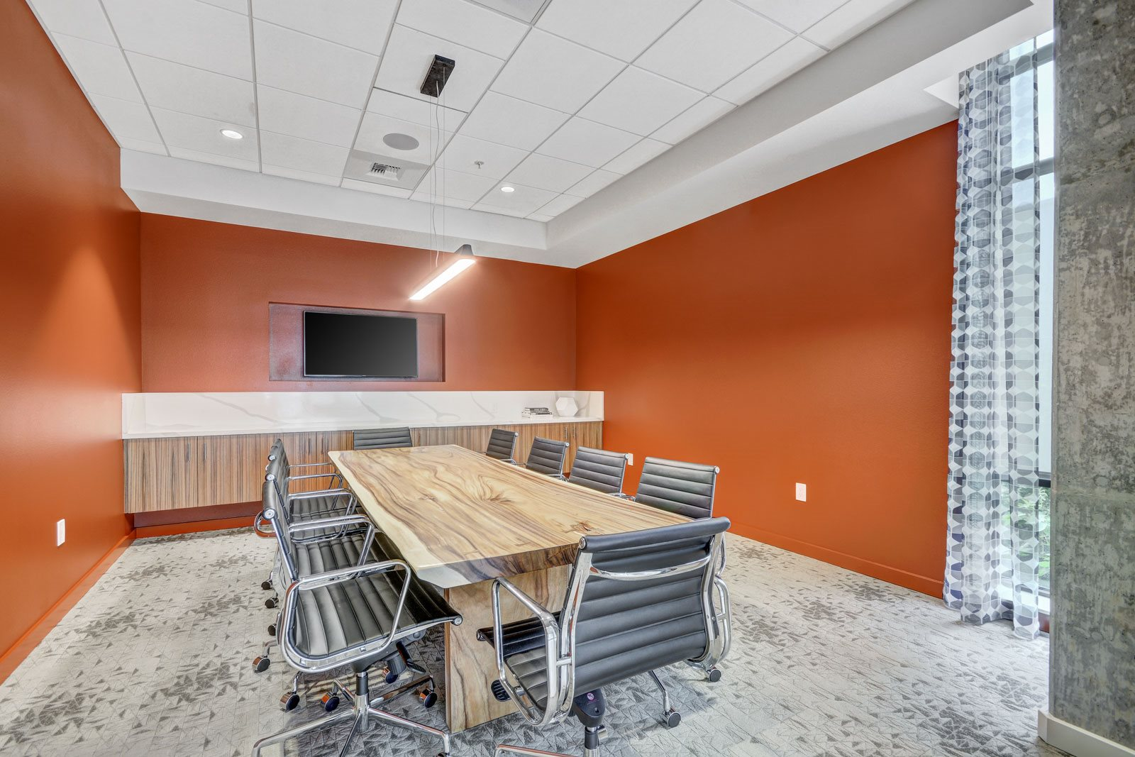 Resident Conference Room at The Whittaker, 4755 Fauntleroy Way, Washington