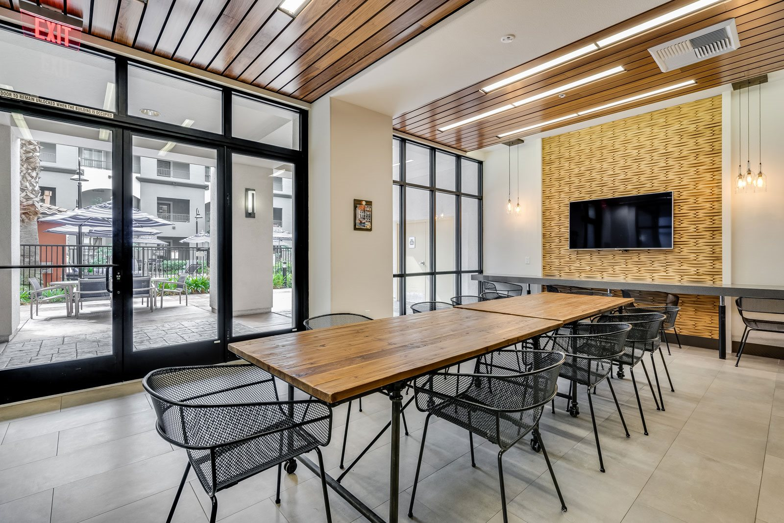Resident Conference Room at Dublin Station by Windsor, 5300 Iron Horse Pkwy, CA
