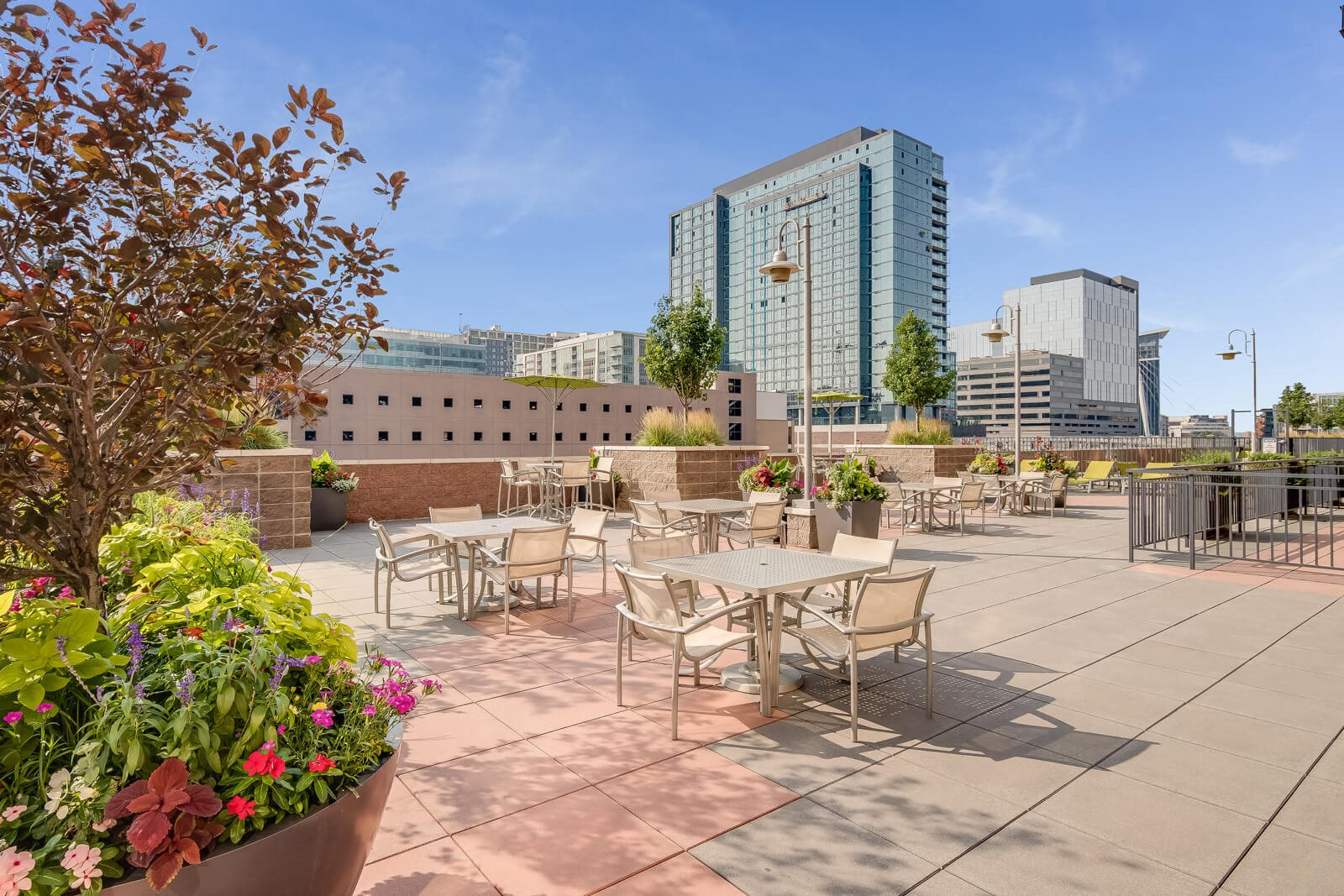 The Manhattan Denver >> The Manhattan By Windsor Luxury Apartments In Denver Co