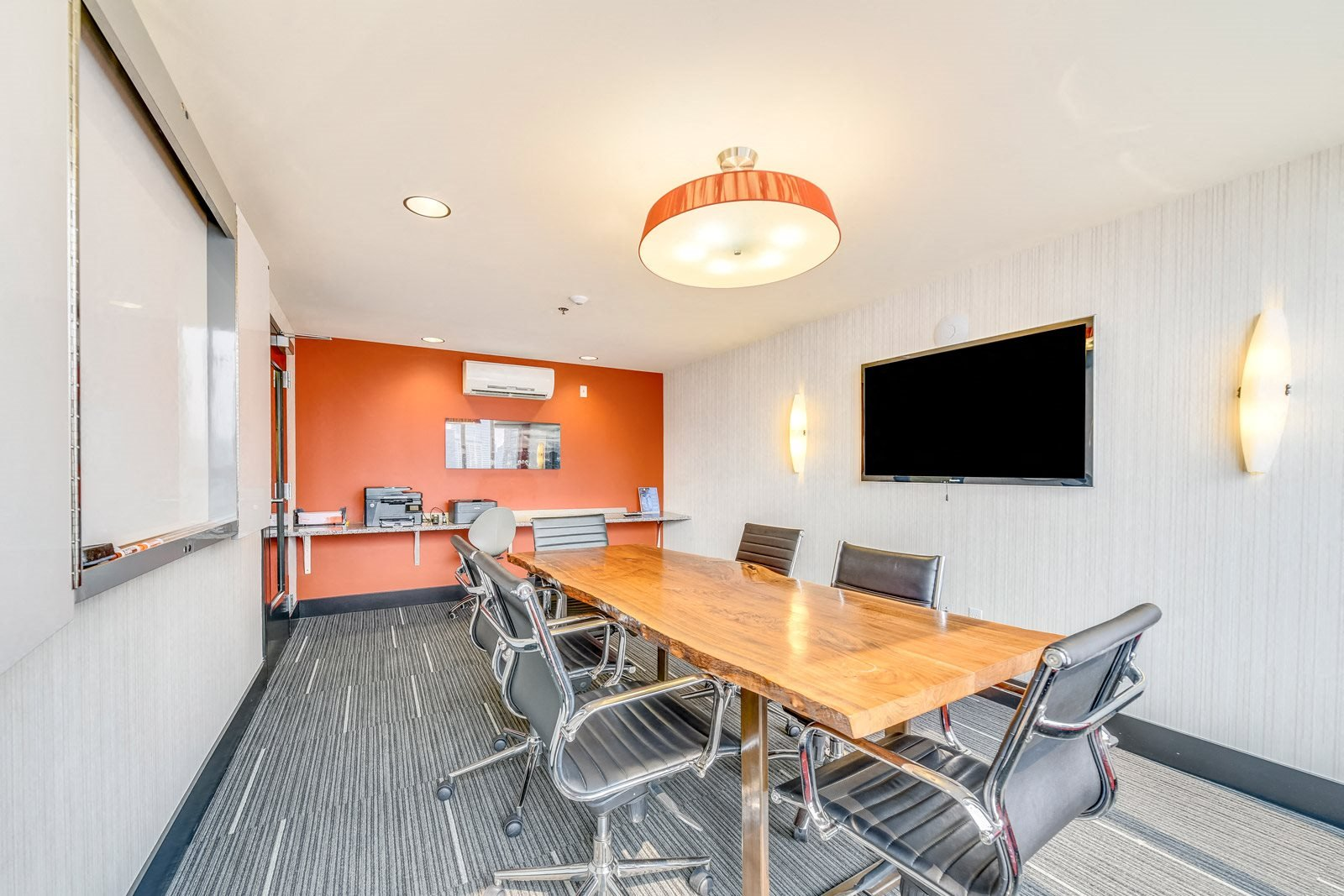 Well-Equipped Business Center at The Martin, 2105 5th Ave, Seattle