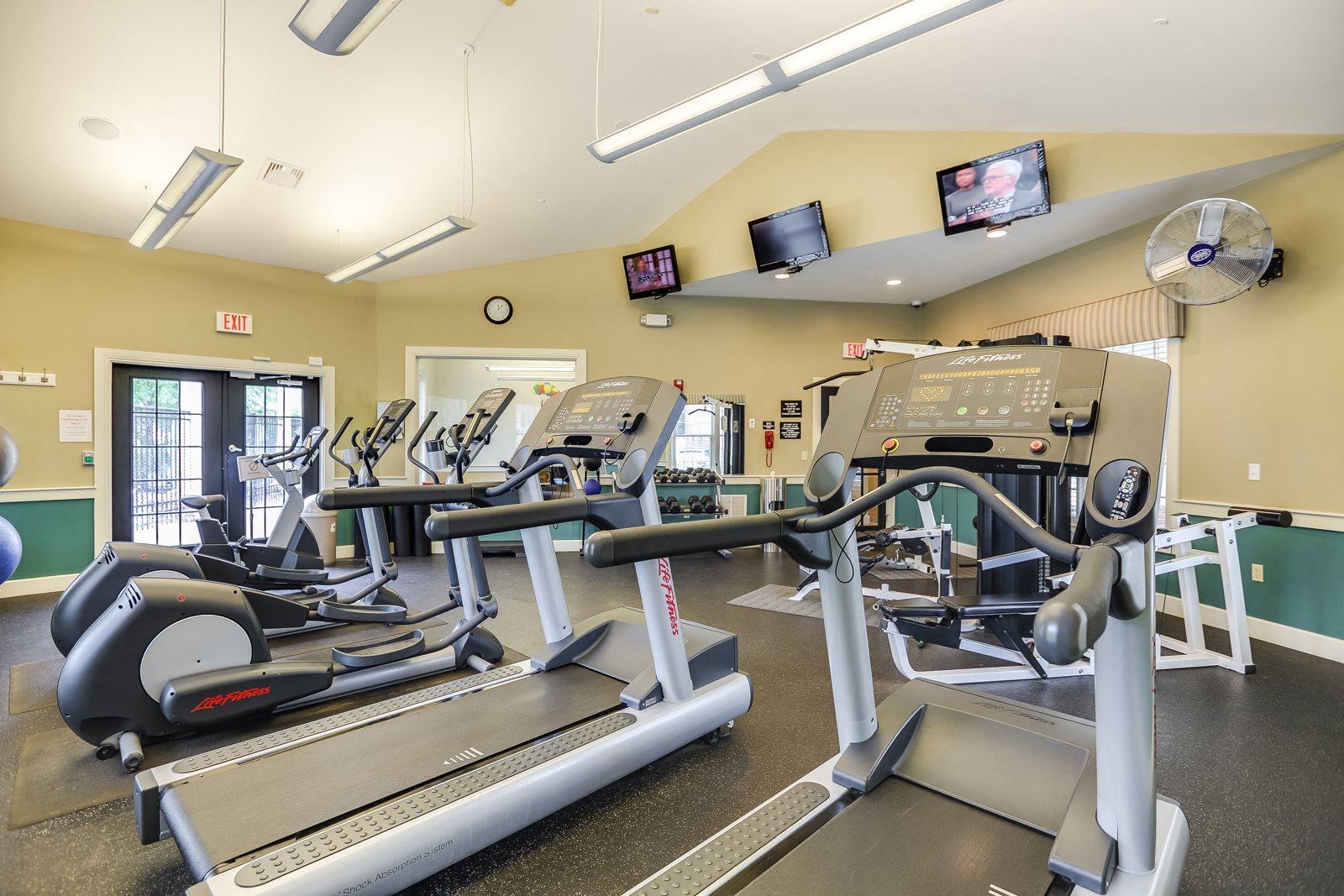 24-Hour Fitness Center at Windsor Ridge at Westborough, Massachusetts, 01581