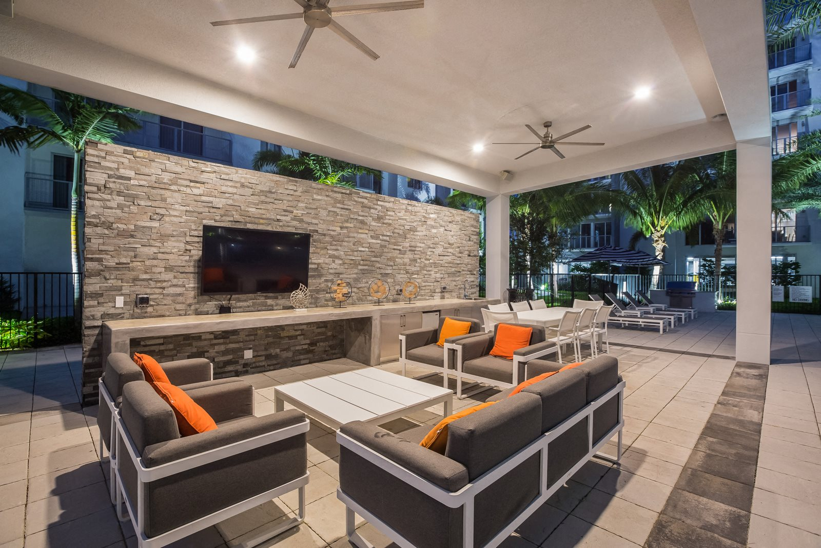 Outdoor Spaces at Allure by Windsor, Florida, 33487