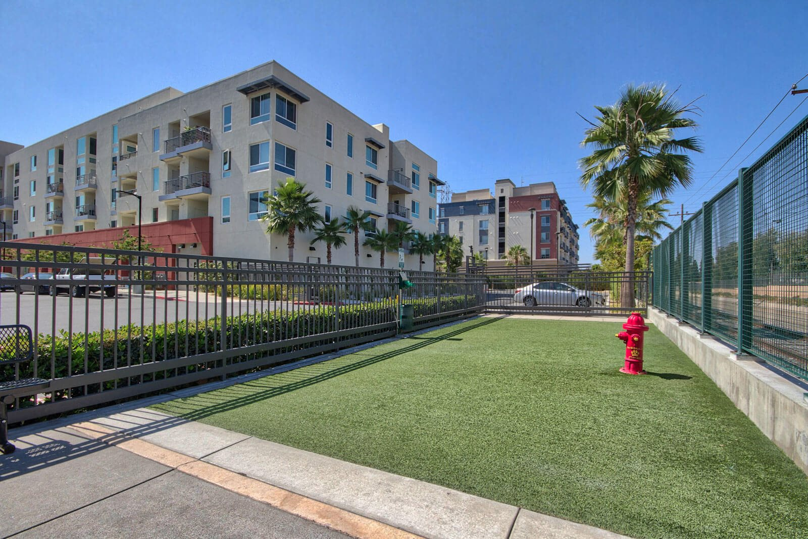 Pet-Friendly Community with Dog Park at Boardwalk by Windsor, 7461 Edinger Ave., CA