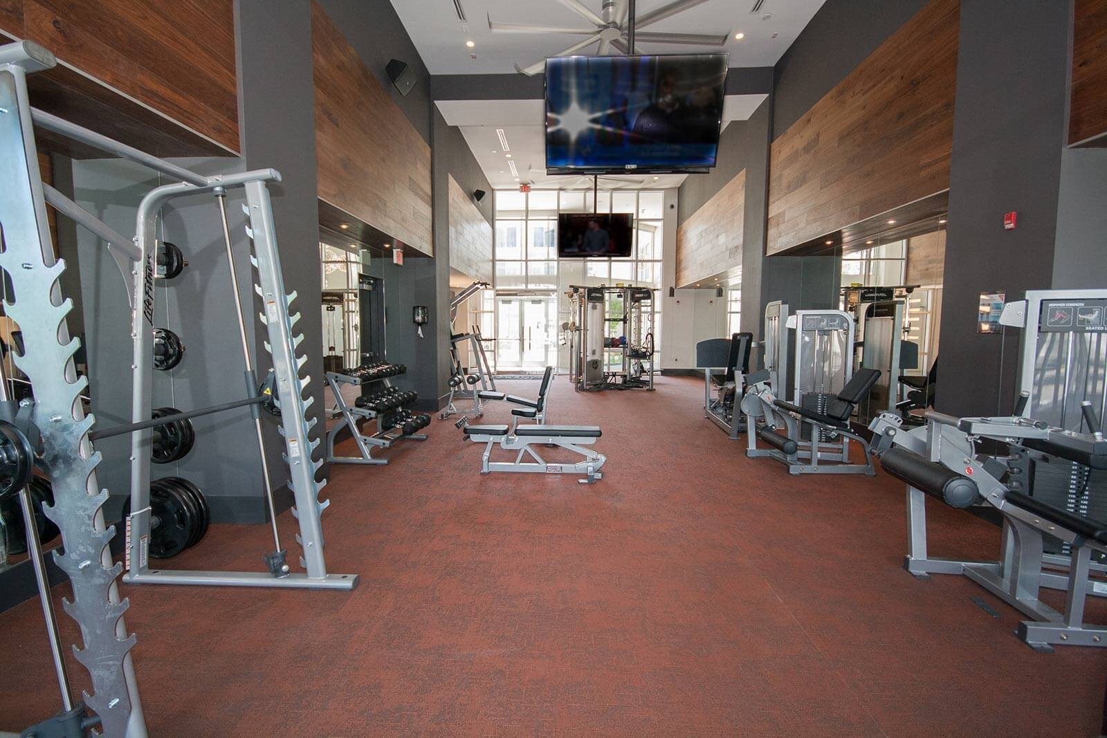 State-of-the-Art Fitness Center at Morningside Atlanta by Windsor, Atlanta, 30324