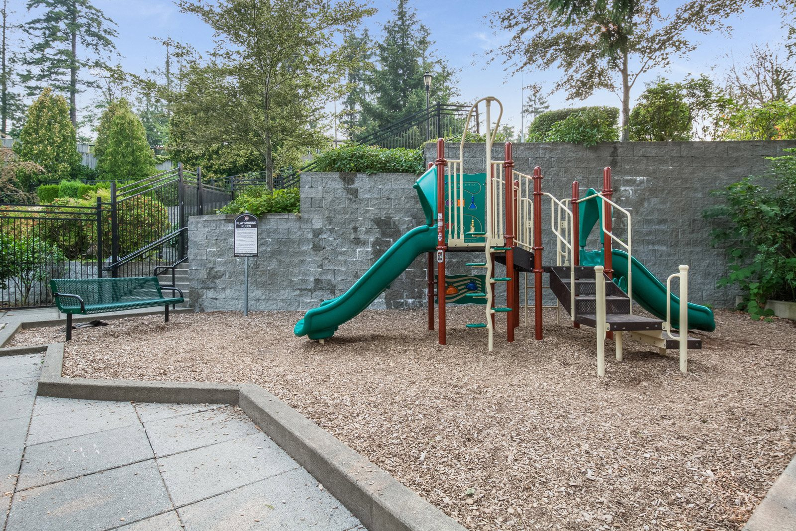 Fun Stop Tot Lot at Reflections by Windsor,  Redmond, 98052