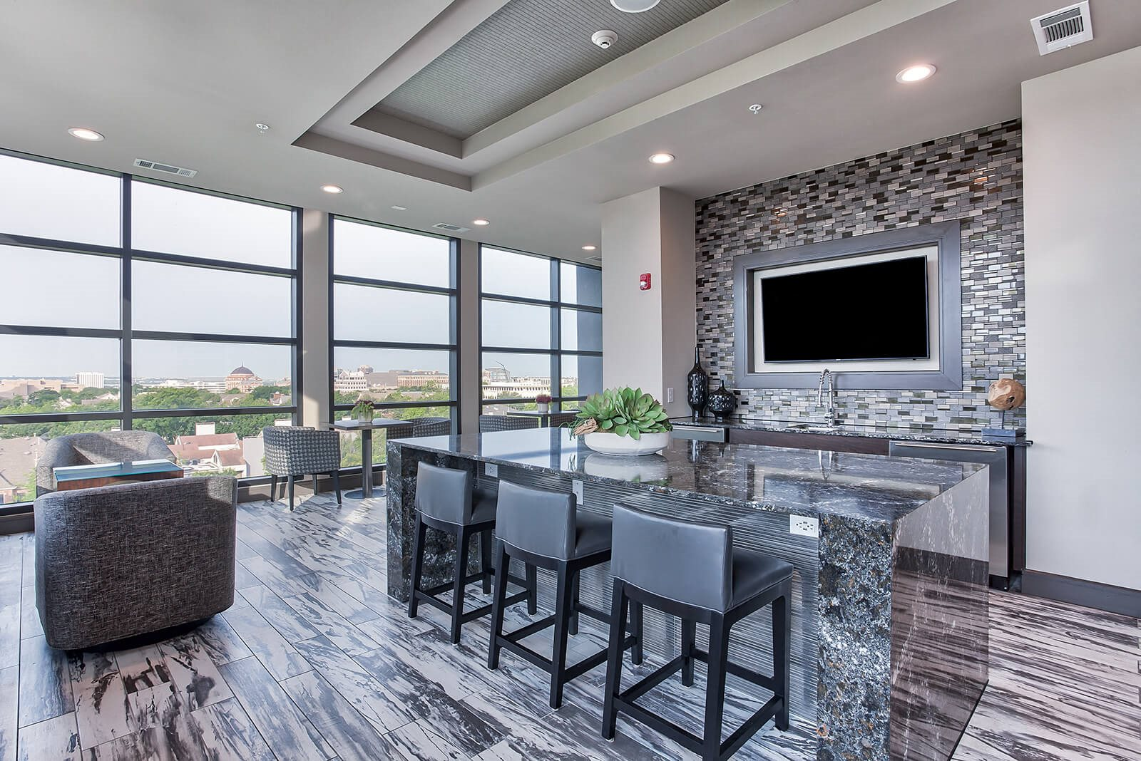 Join us in the club room for resident events at Windsor Turtle Creek, TX, 75219