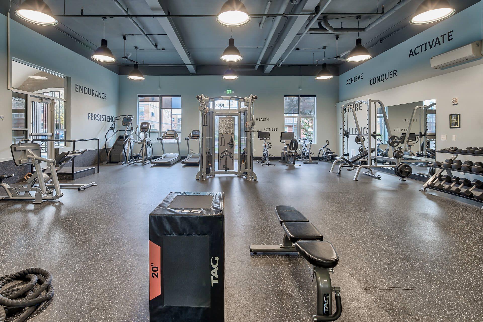 Club-Quality Fitness Center at Platform 14, 1030 NE Orenco Station Pkwy, OR