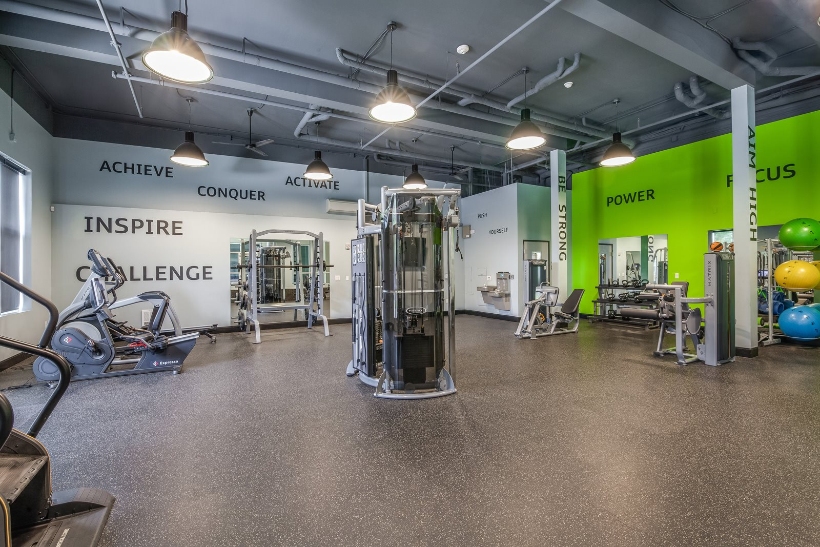 Fully-Equipped Fitness Center at Platform 14, 1030 NE Orenco Station Pkwy, Hillsboro