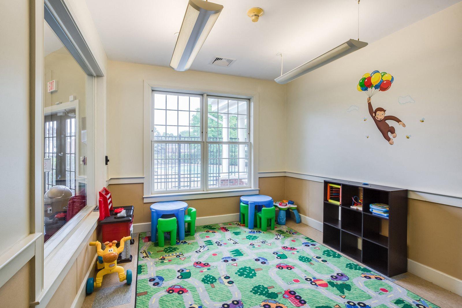 Kid's Play Room at Windsor Ridge at Westborough, 1 Windsor Ridge Drive, MA