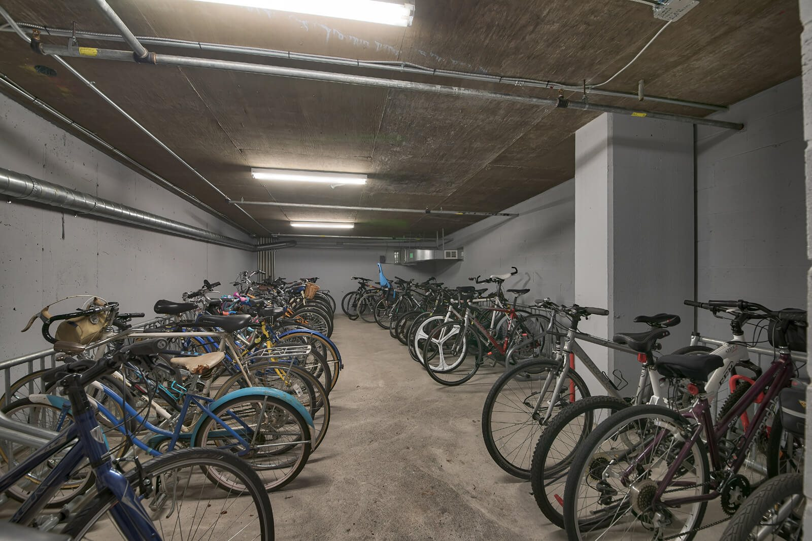 Indoor Bike Storage at Warren at York by Windsor, Jersey City, NJ