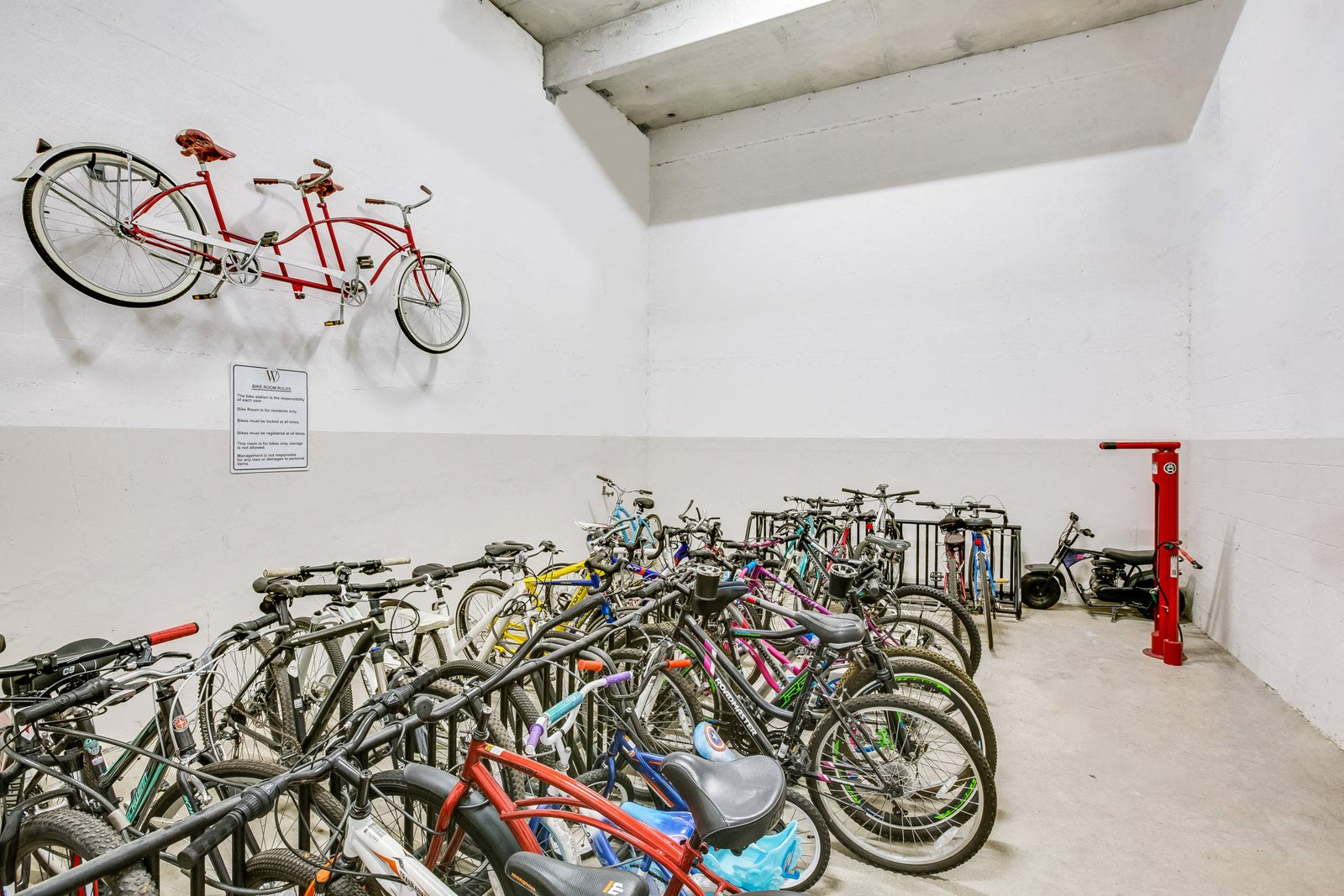 Ample Bike Storage at Windsor at Doral, 4401 NW 87th Avenue, FL