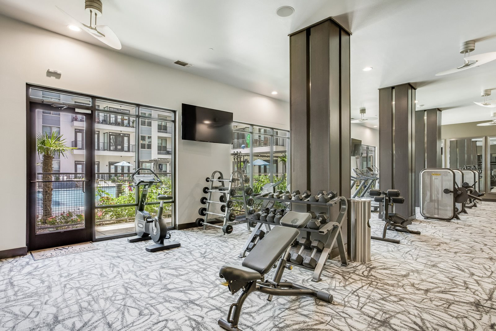 Hi-Tech Fitness Center at Windsor CityLine, Texas, 75082