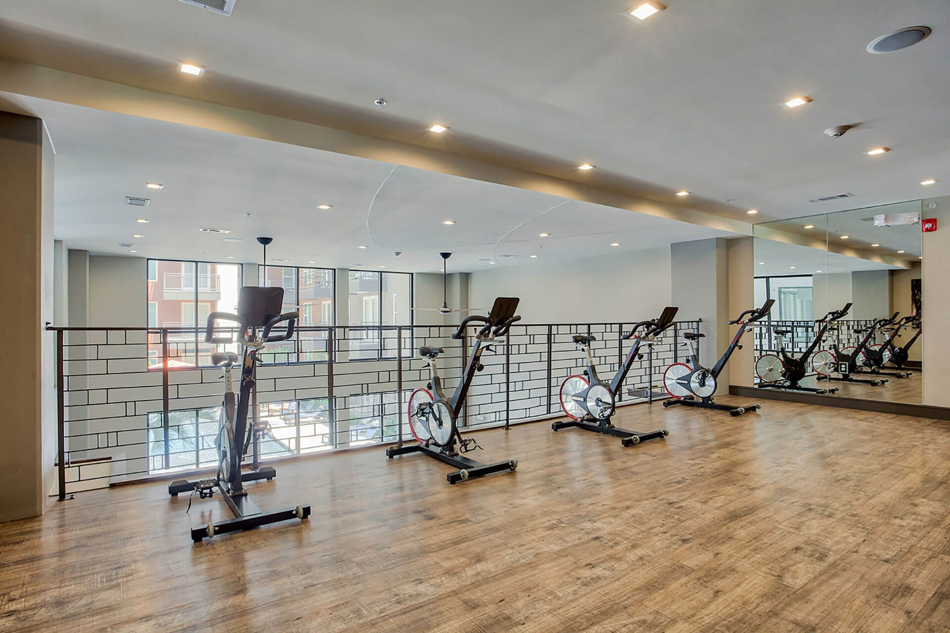 Spin Bikes at Windsor by the Galleria, 13290 Noel Rd, Dallas