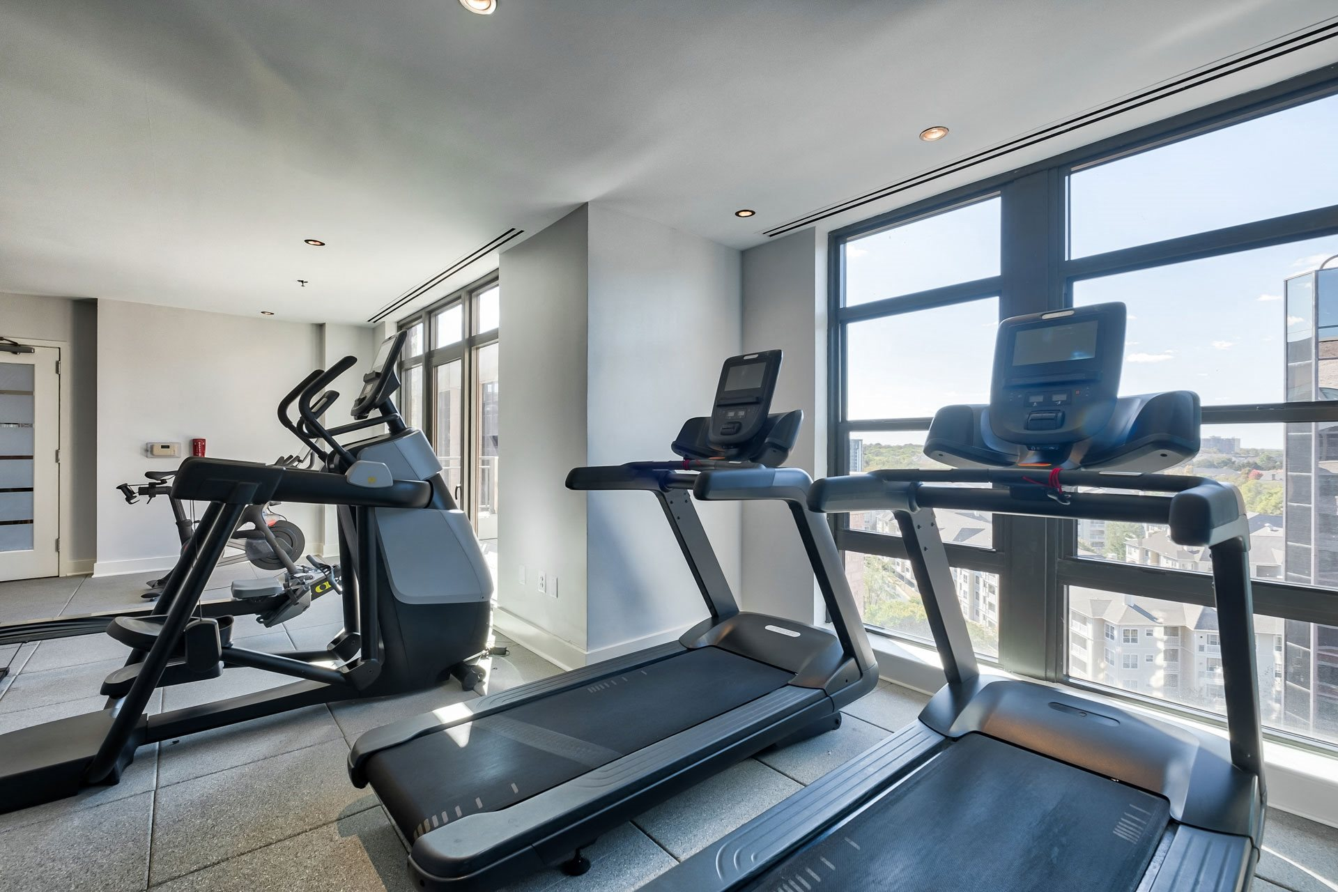 State Of The Art Fitness Center at Halstead Tower by Windsor, Virginia, 22302