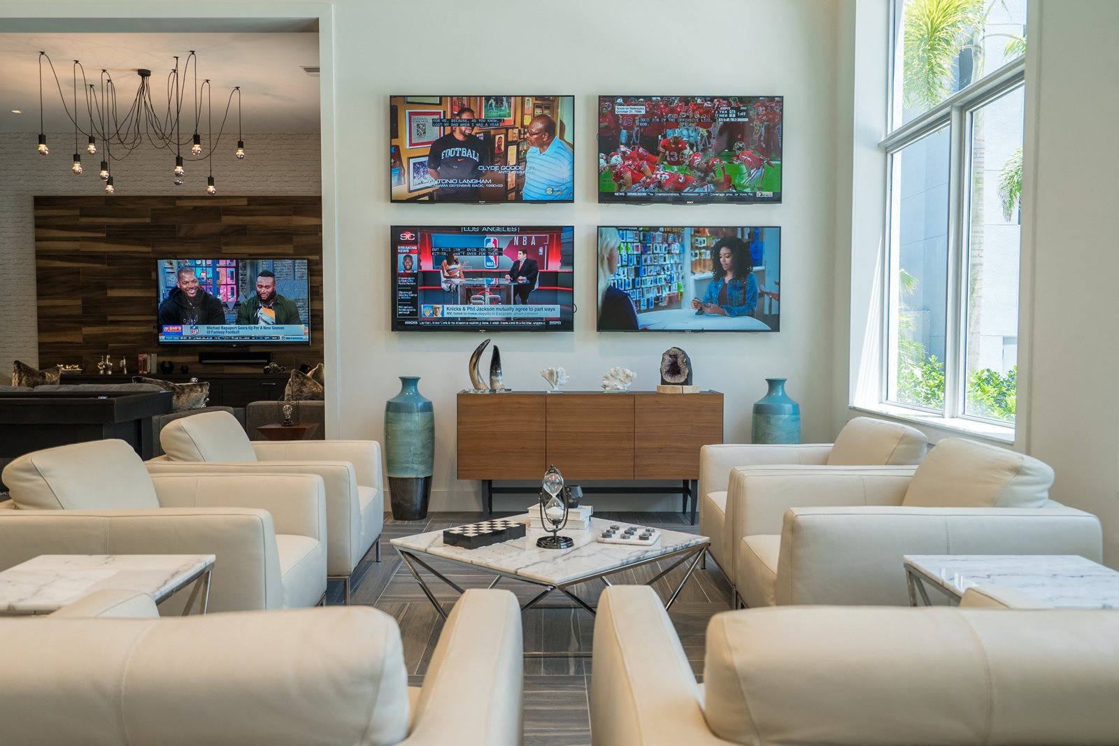Five-Star Clubhouse with a Variety of Leisure Activities at Allure by Windsor, Boca Raton, FL