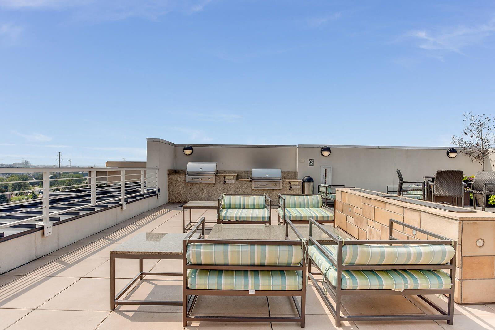 Rooftop Grills at Element 47 by Windsor, 2180 N. Bryant St., Denver