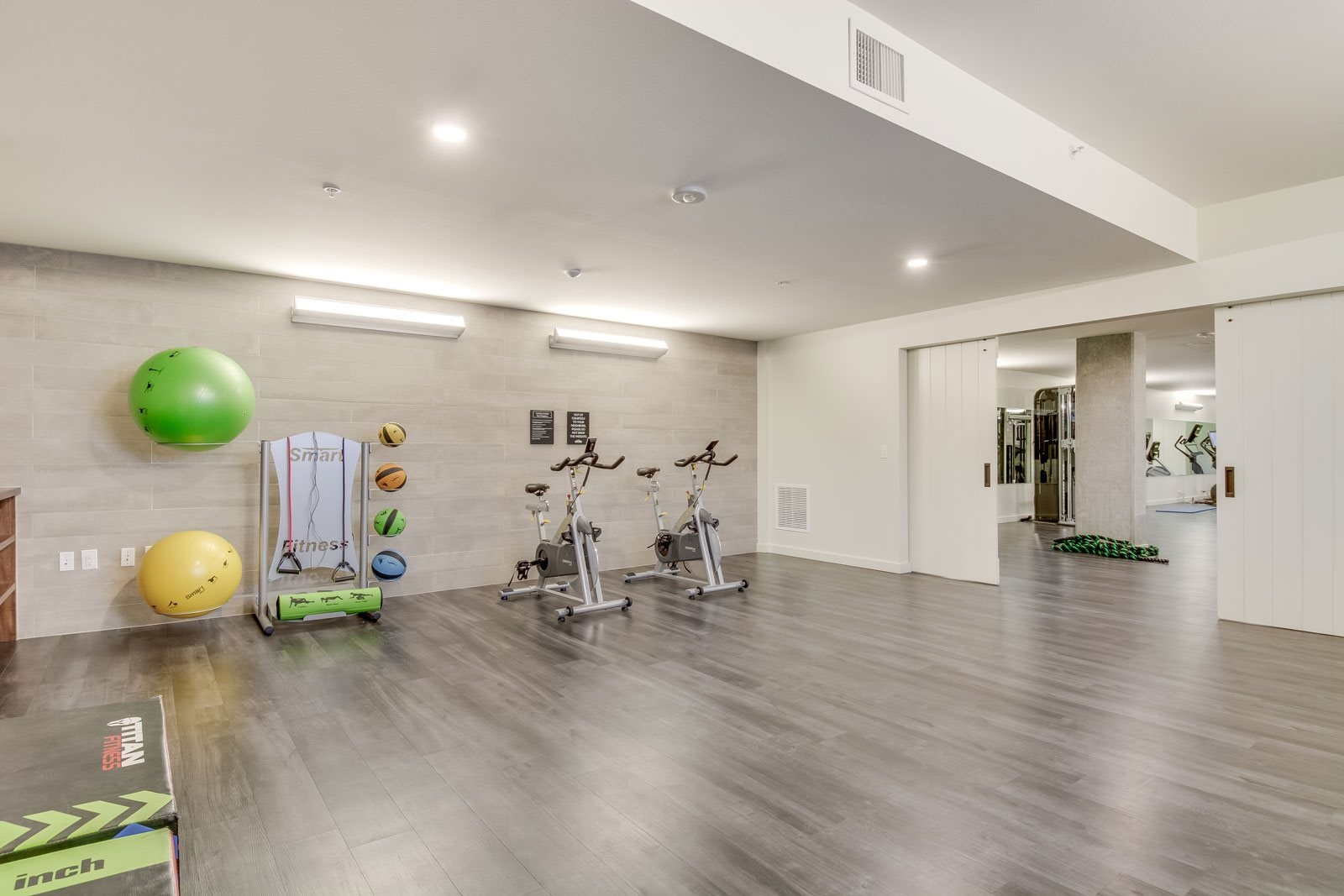 Private Yoga Room Available at The Whittaker, 4755 Fauntleroy Way, Seattle