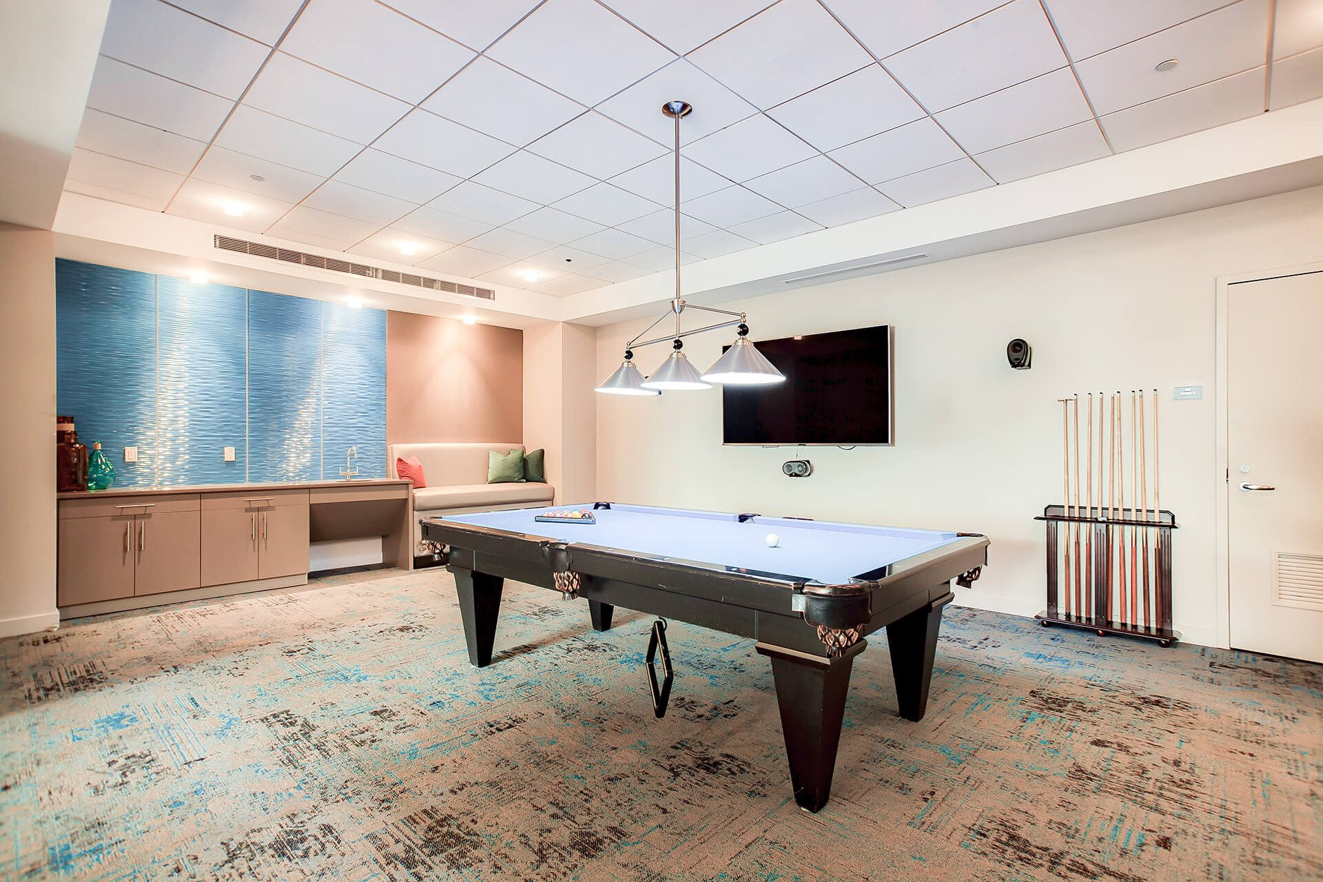 Game Room at Waterside Place by Windsor, Boston, 02210
